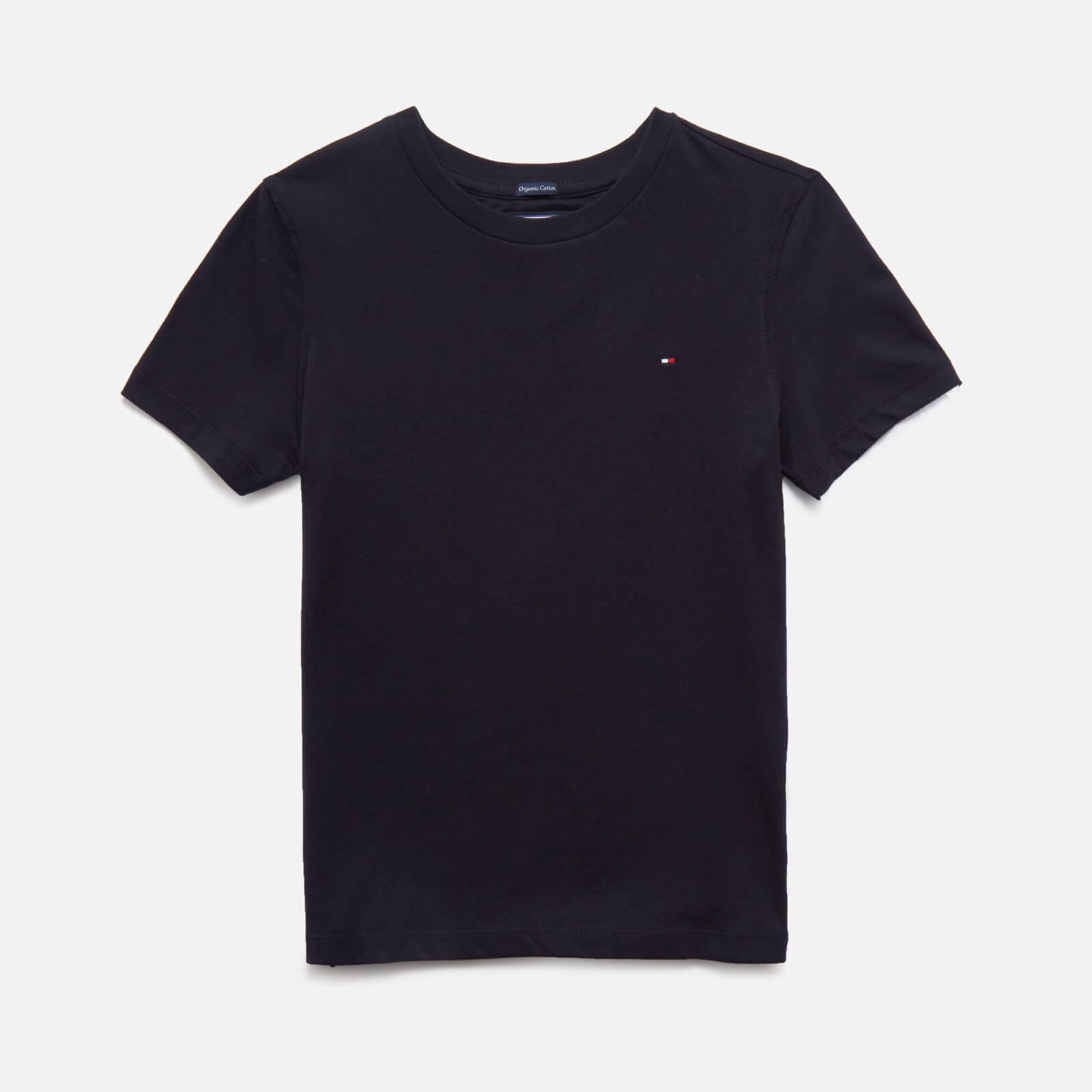 Tommy Kids Boys' Short Sleeve T-Shirt - Sky Captain - 8 Years