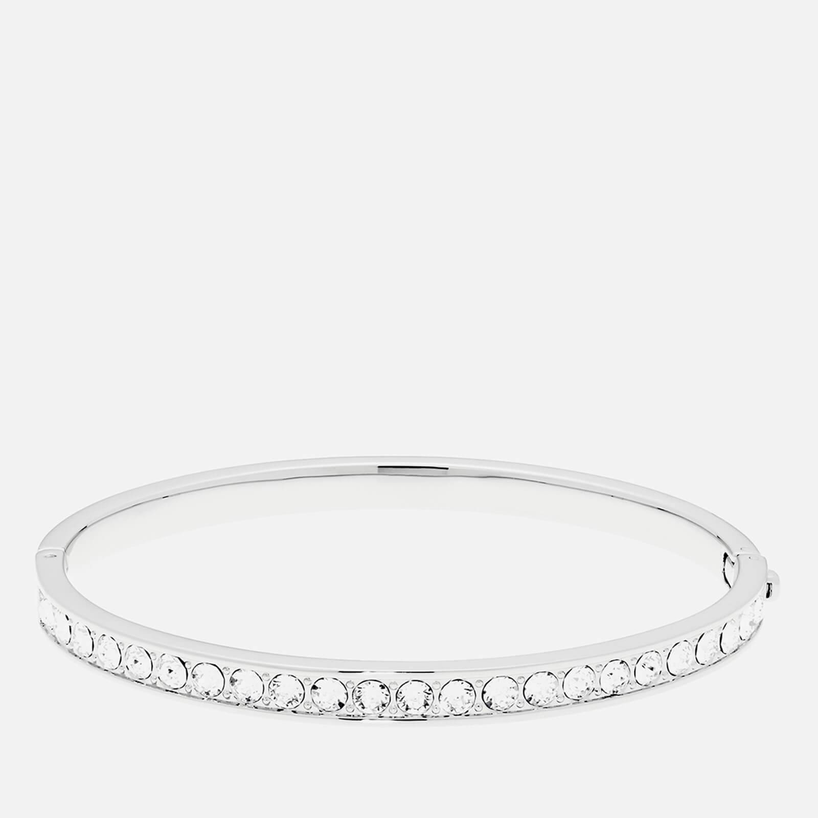 Ted Baker Women's Clemara Hinge Crystal Bangle - Silver/Crystal - Gold