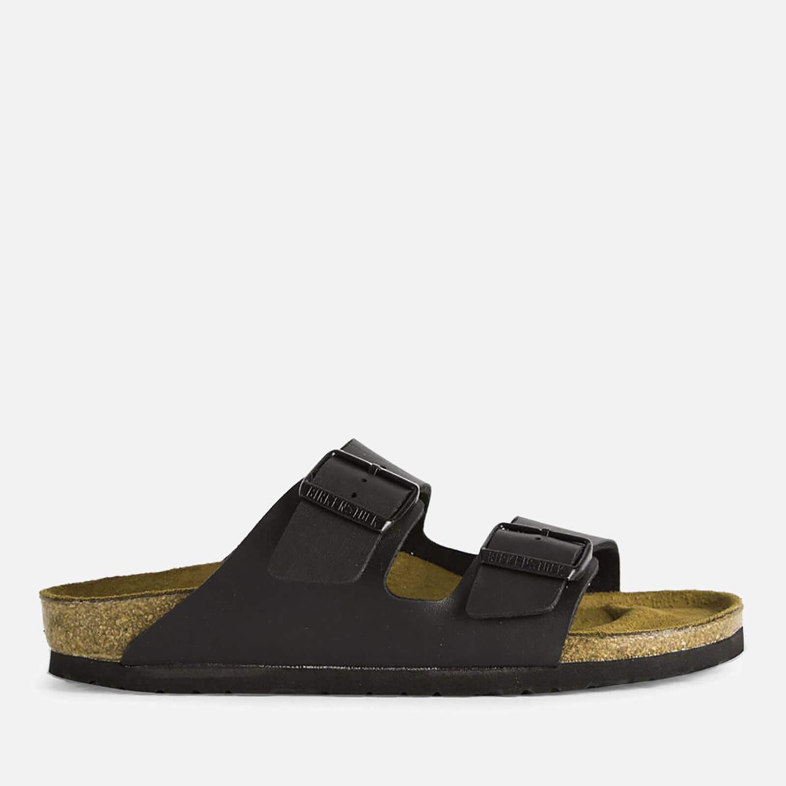 Birkenstock Women's Arizona Slim Fit Double Strap Sandals - Black - EU 38/UK 5