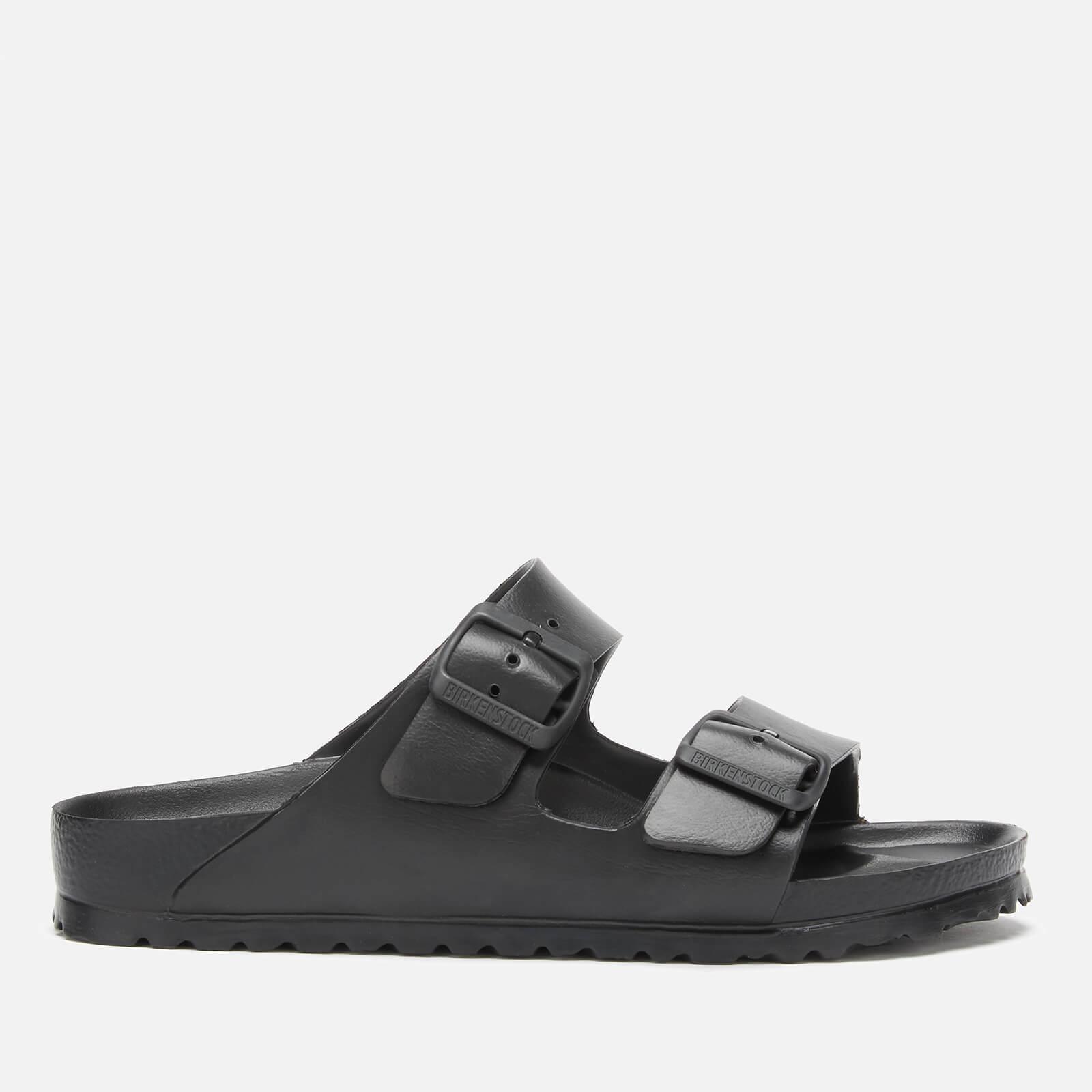 Birkenstock Women's Arizona Eva Double Strap Sandals - Black - EU 41/UK 7.5