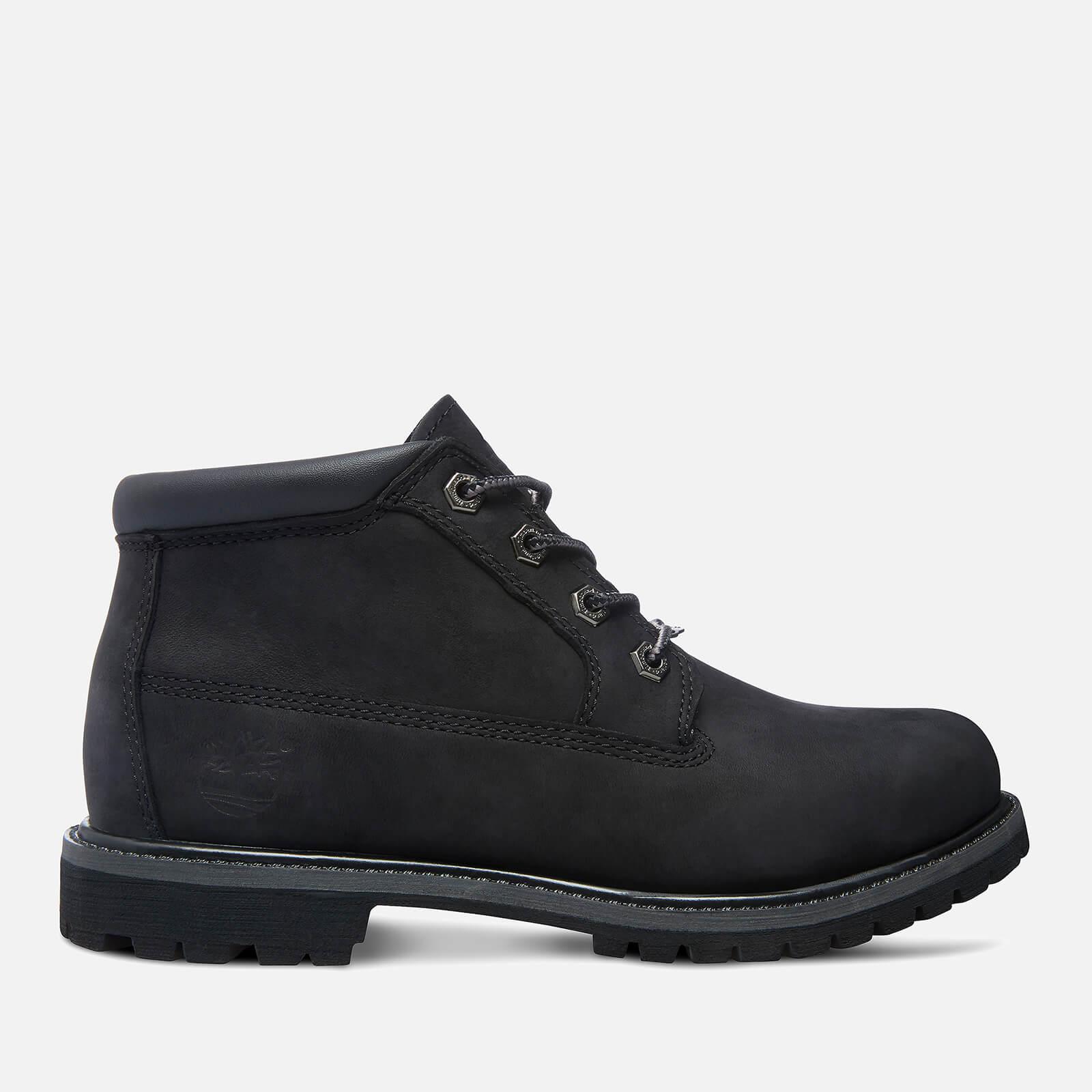 Timberland Women's Nellie Double Leather Chukka Boots - Black - UK 6