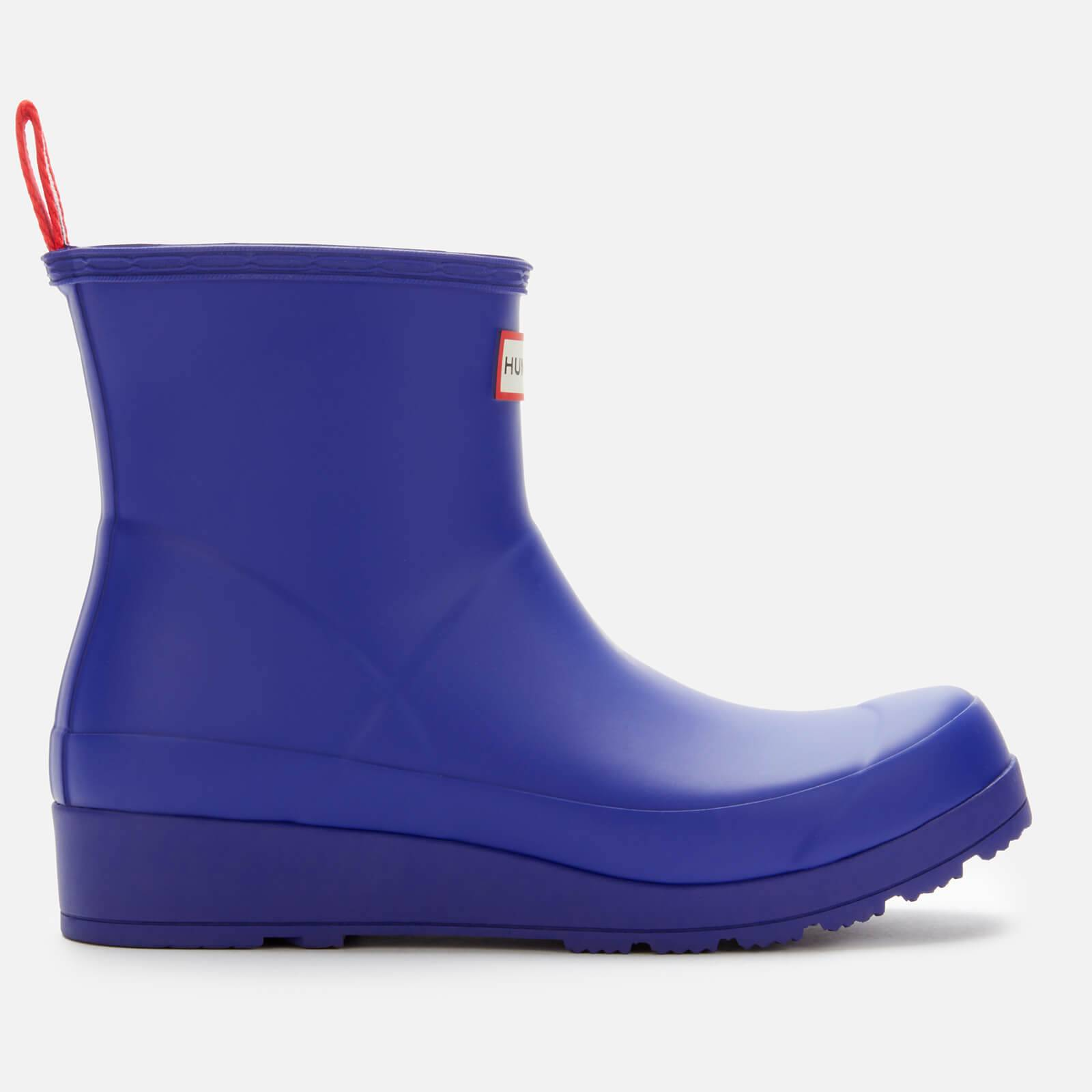 Hunter Women's Original Play Short Boots - Electric Storm - UK 5
