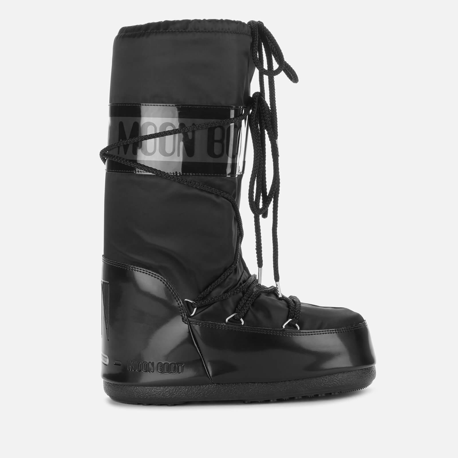 Moon Boot Women's Glance Boots - Black - EU 35-38