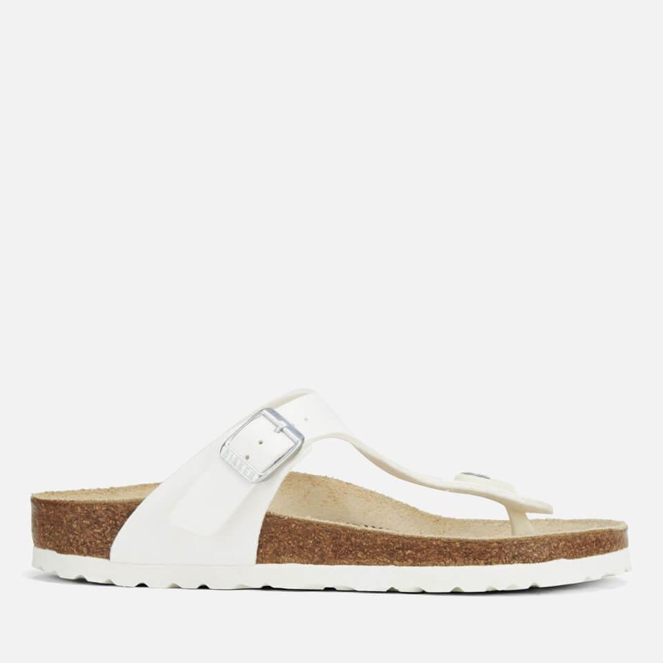 Birkenstock Women's Gizeh Toe-Post Sandals - White - EU 39/UK 5.5