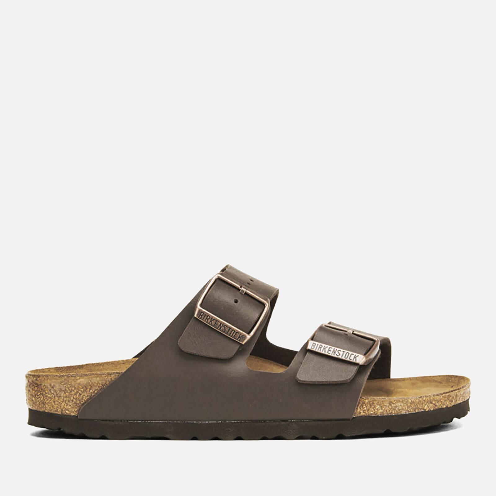 Birkenstock Women's Arizona Double Strap Sandals - Dark Brown - EU 38/UK 5