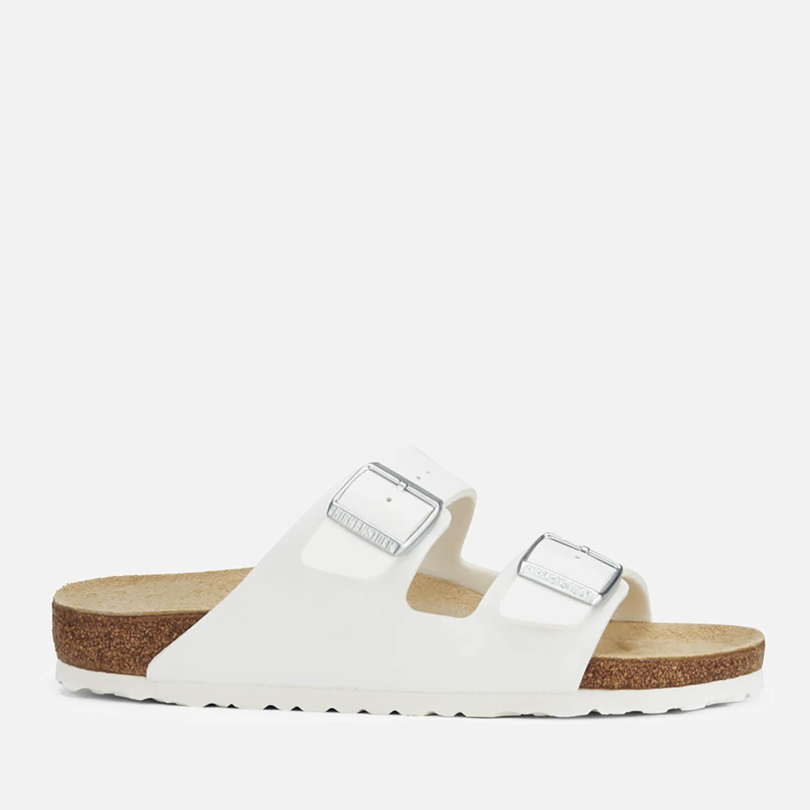 Birkenstock Men's Arizona Double Strap Sandals - White - EU 41/UK 7.5