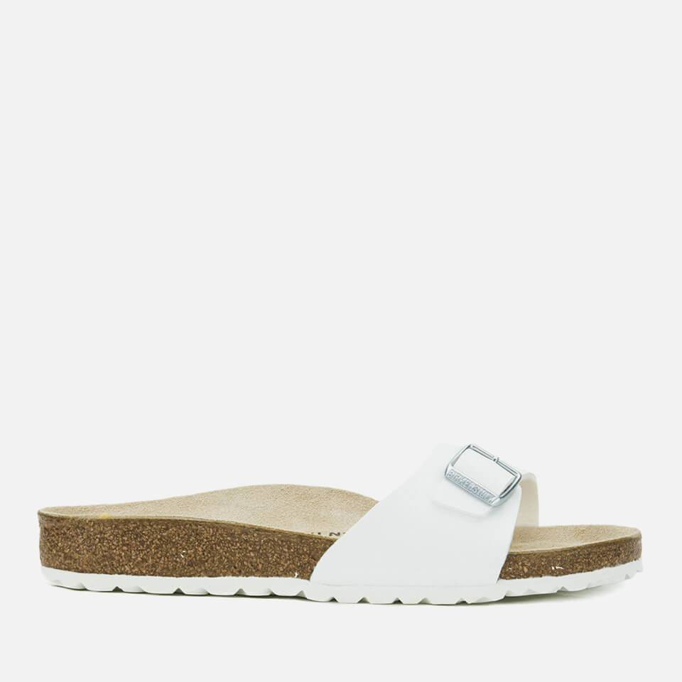 Birkenstock Women's Madrid Slim Fit Single Strap Sandals - White - EU 40/UK 7