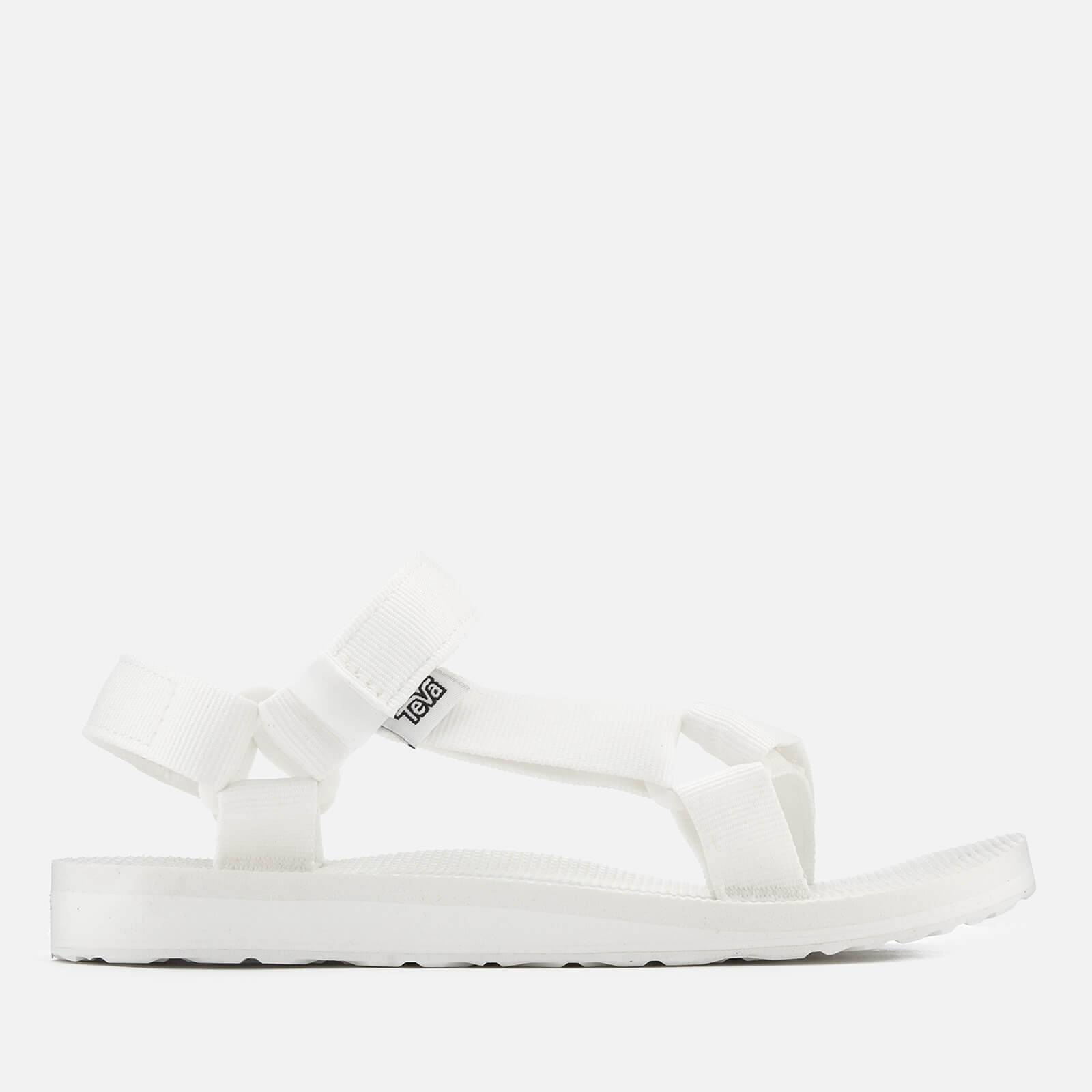 Teva Women's Original Universal Sport Sandals - Bright White - UK 5
