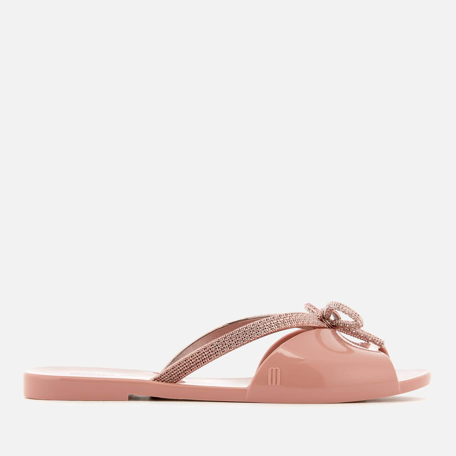 Melissa Women's Ela Glam Sandals - Blush - UK 7 - Pink
