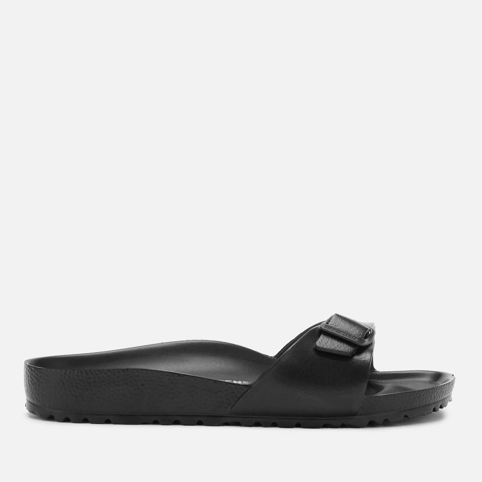 Birkenstock Women's Madrid Eva Single Strap Sandals - Black - EU 39/UK 5.5