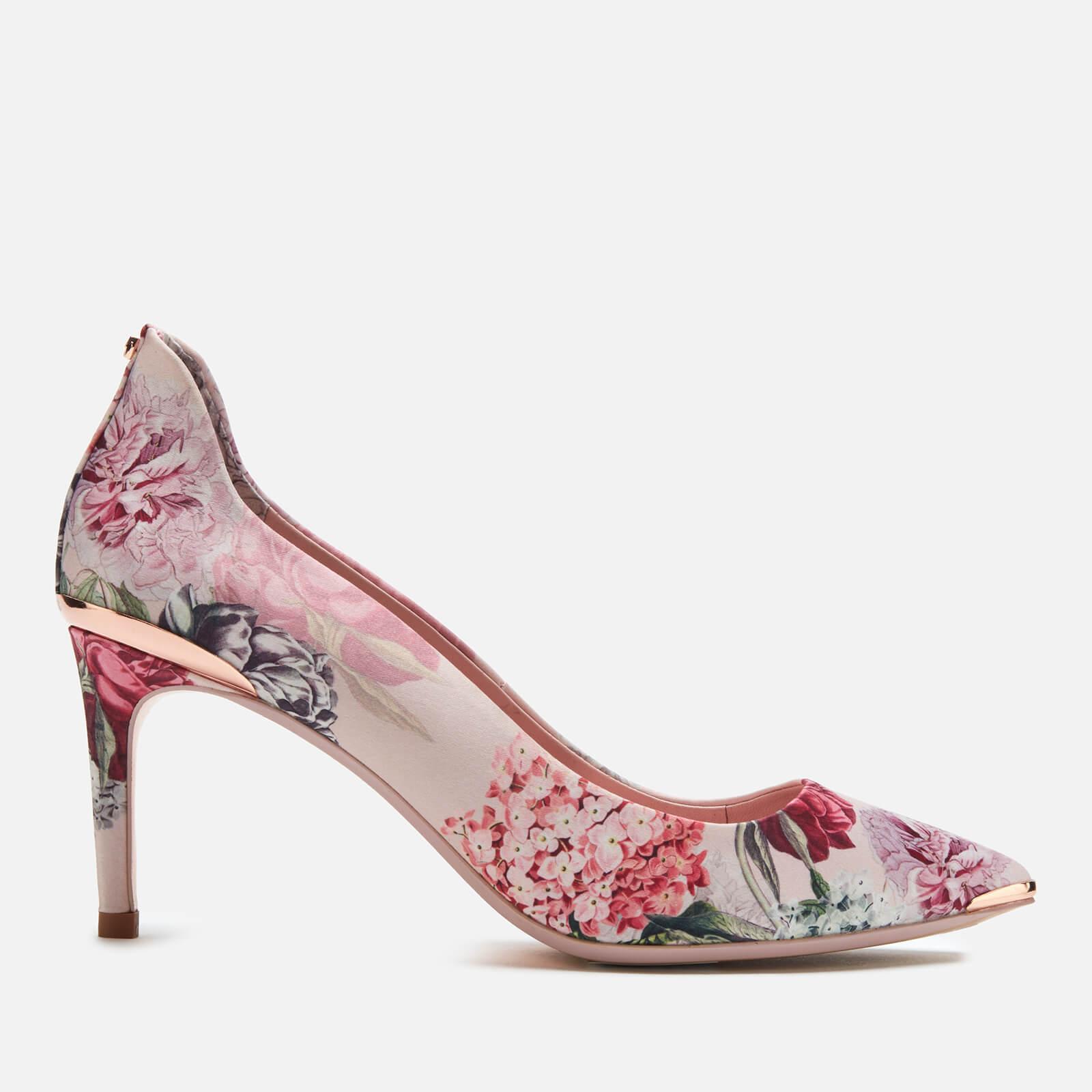 Ted Baker Women's Vyixin Court Shoes - Light Pink - UK 4