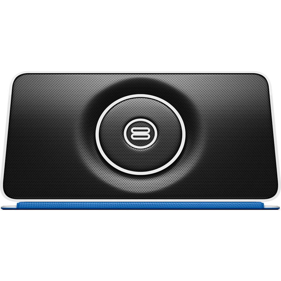 Bayan Audio Soundbook Go Portable Wireless Bluetooth and NFC Speaker- White