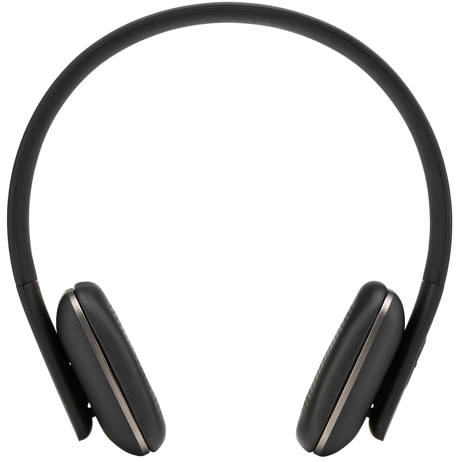 Kreafunk aHEAD Bluetooth Headphones - Black Edition