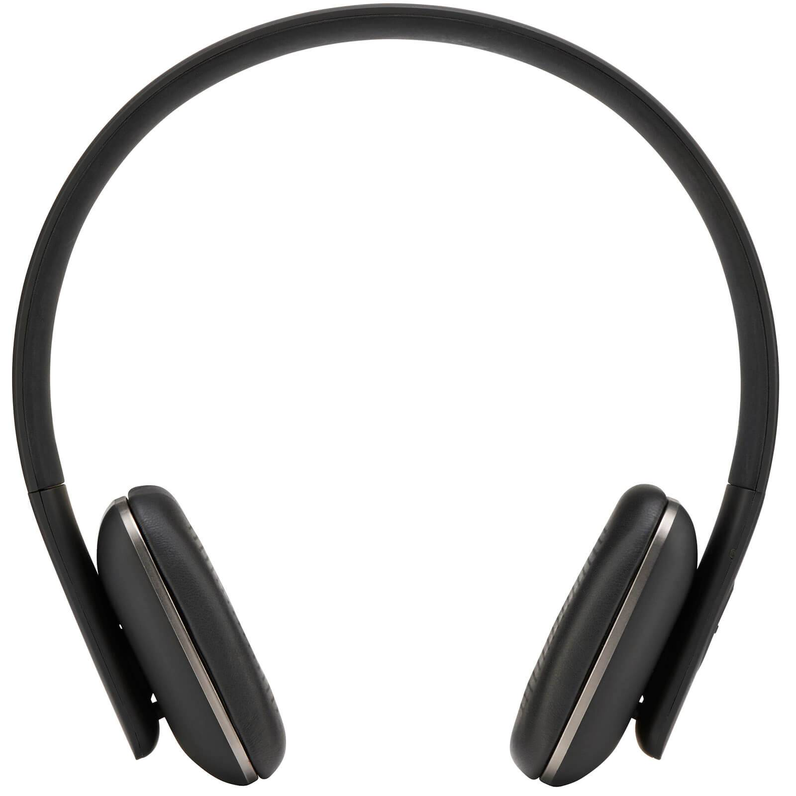 Kreafunk aHEAD Bluetooth Headphones - Black Edition