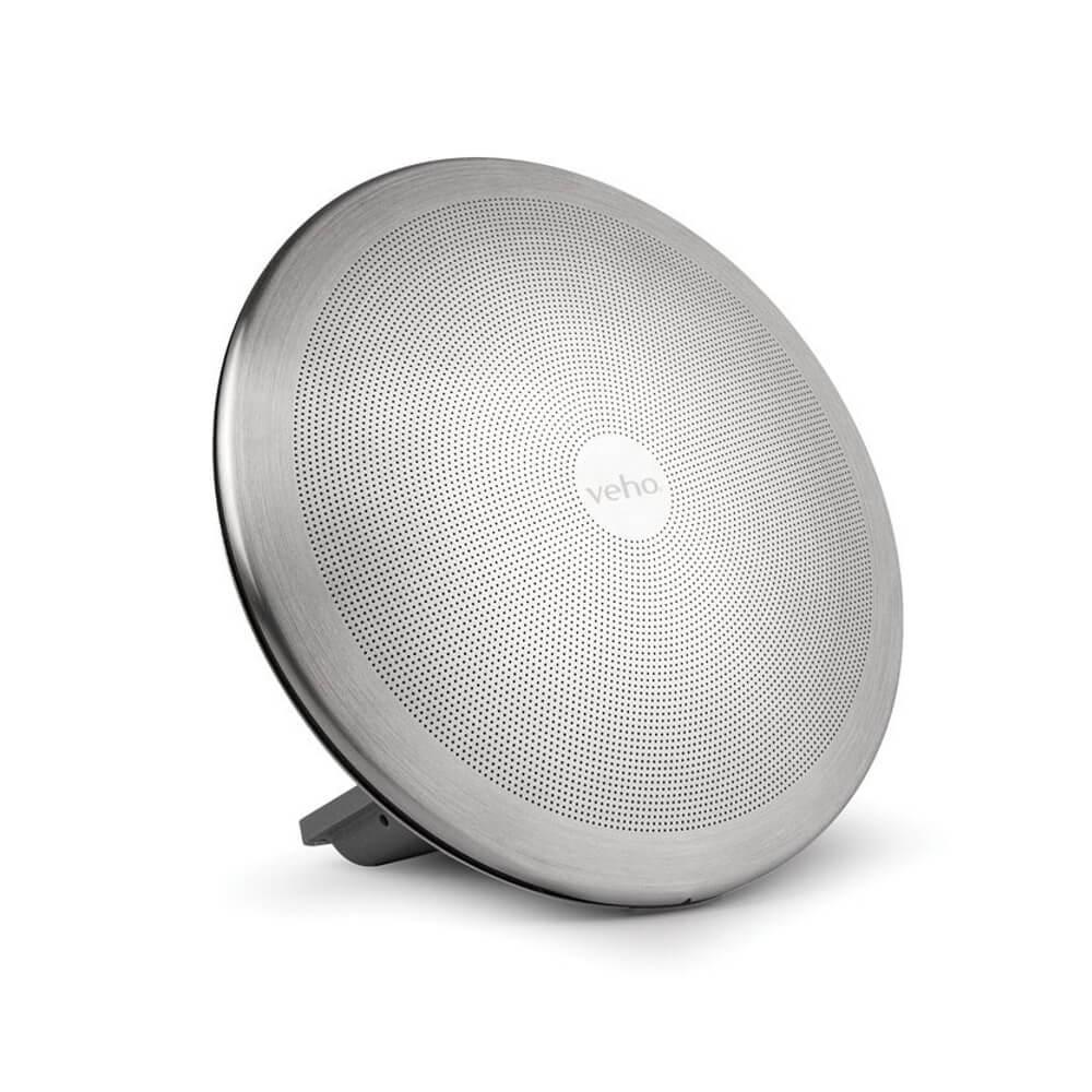 Veho M8 Wireless Bluetooth Speaker Inc Mic & Handsfree Calling - Silver