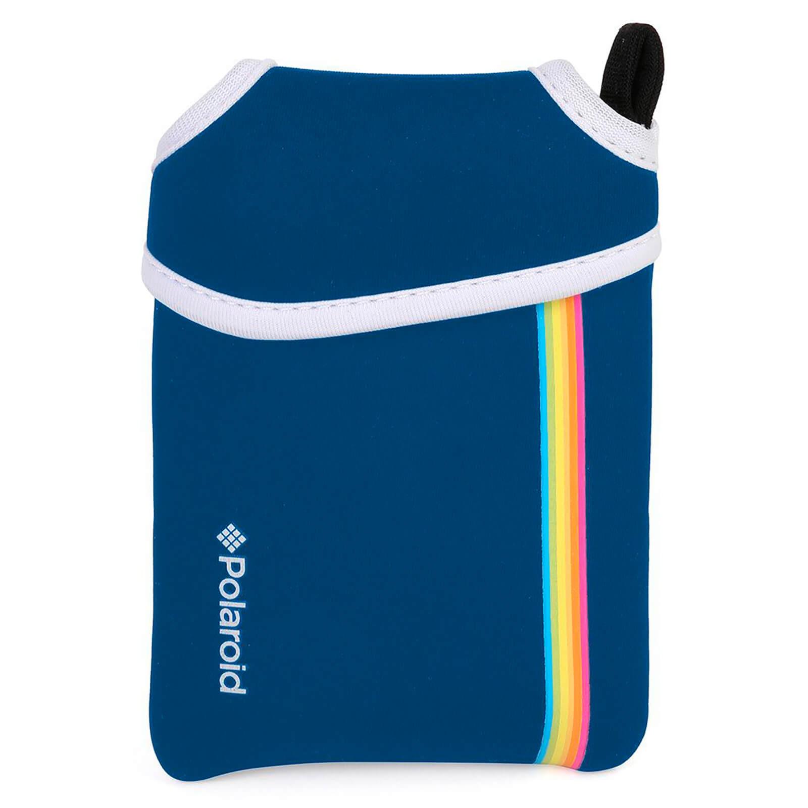 Polaroid Neoprene Pouch (For Snap Instant Digital Print Camera) - Blue