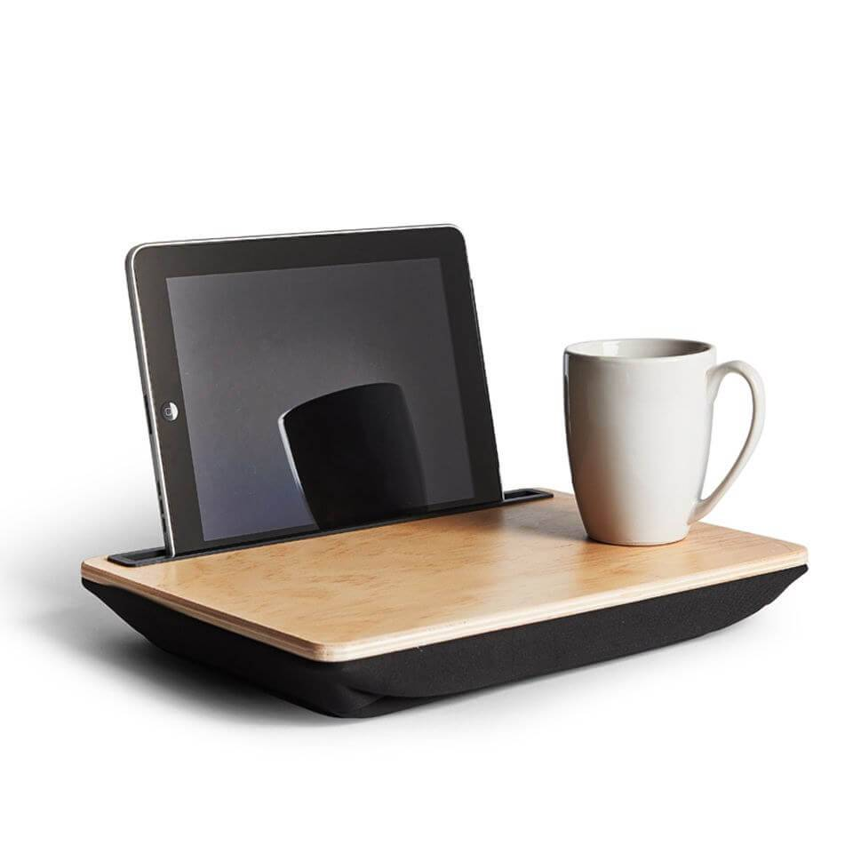 Kikkerland Wood iBed Lap Desk