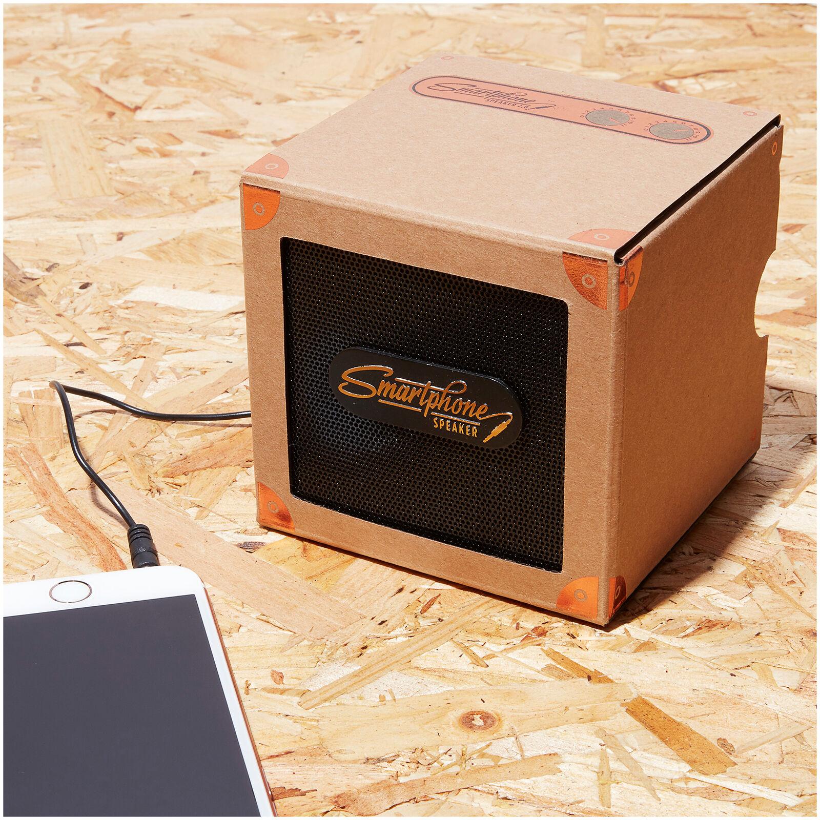 Luckies Of London Smartphone Speaker 2.0 - Copper