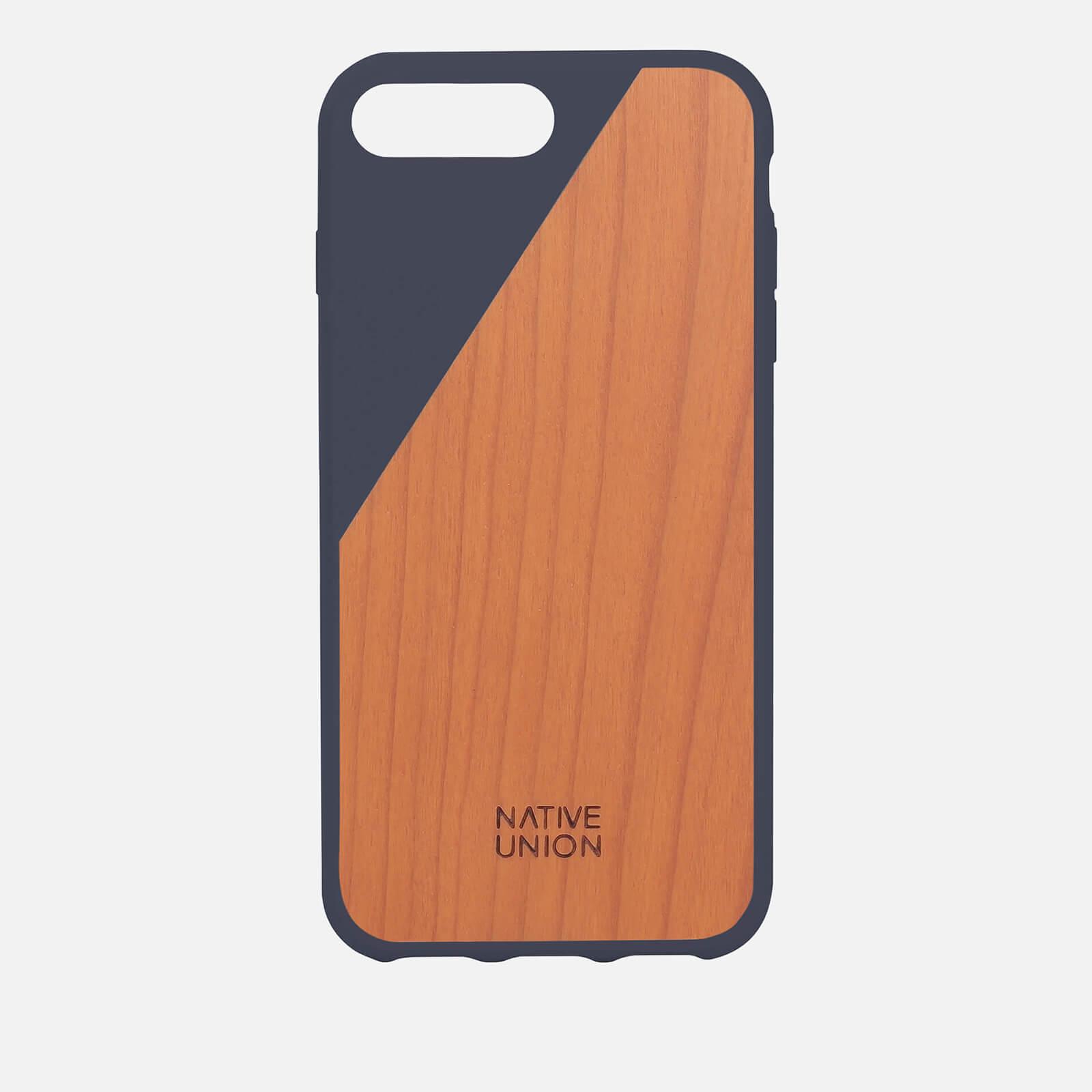 Native Union Clic Wooden iPhone 7 Plus Case - Marine