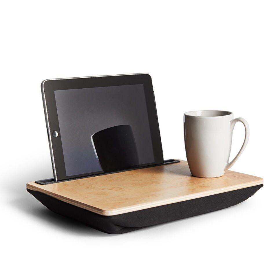 Kikkerland Wood iBed Lap Desk