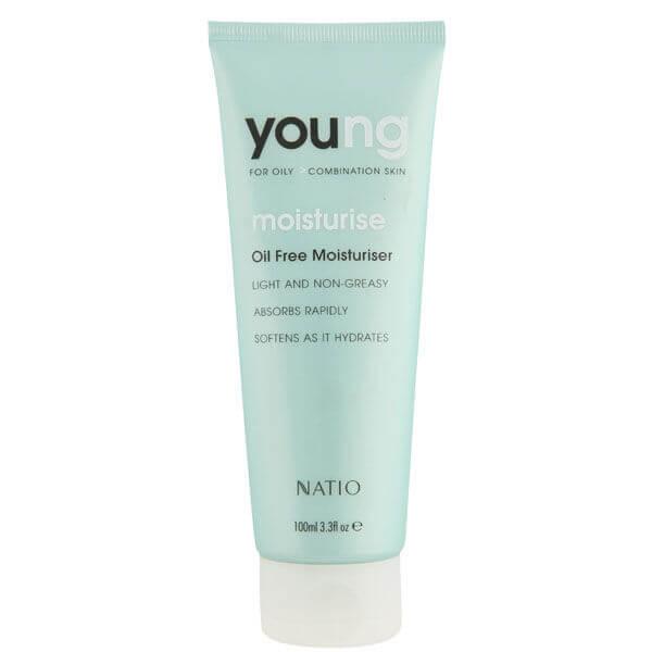 Natio Young Oil Free Moisturiser (100ml)