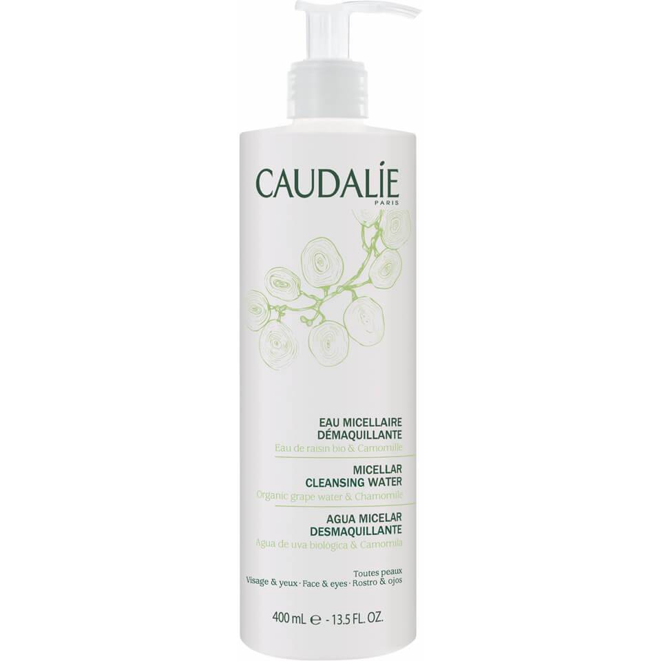 Caudalie Micellar Cleansing Water 400ml (Worth £30.00)