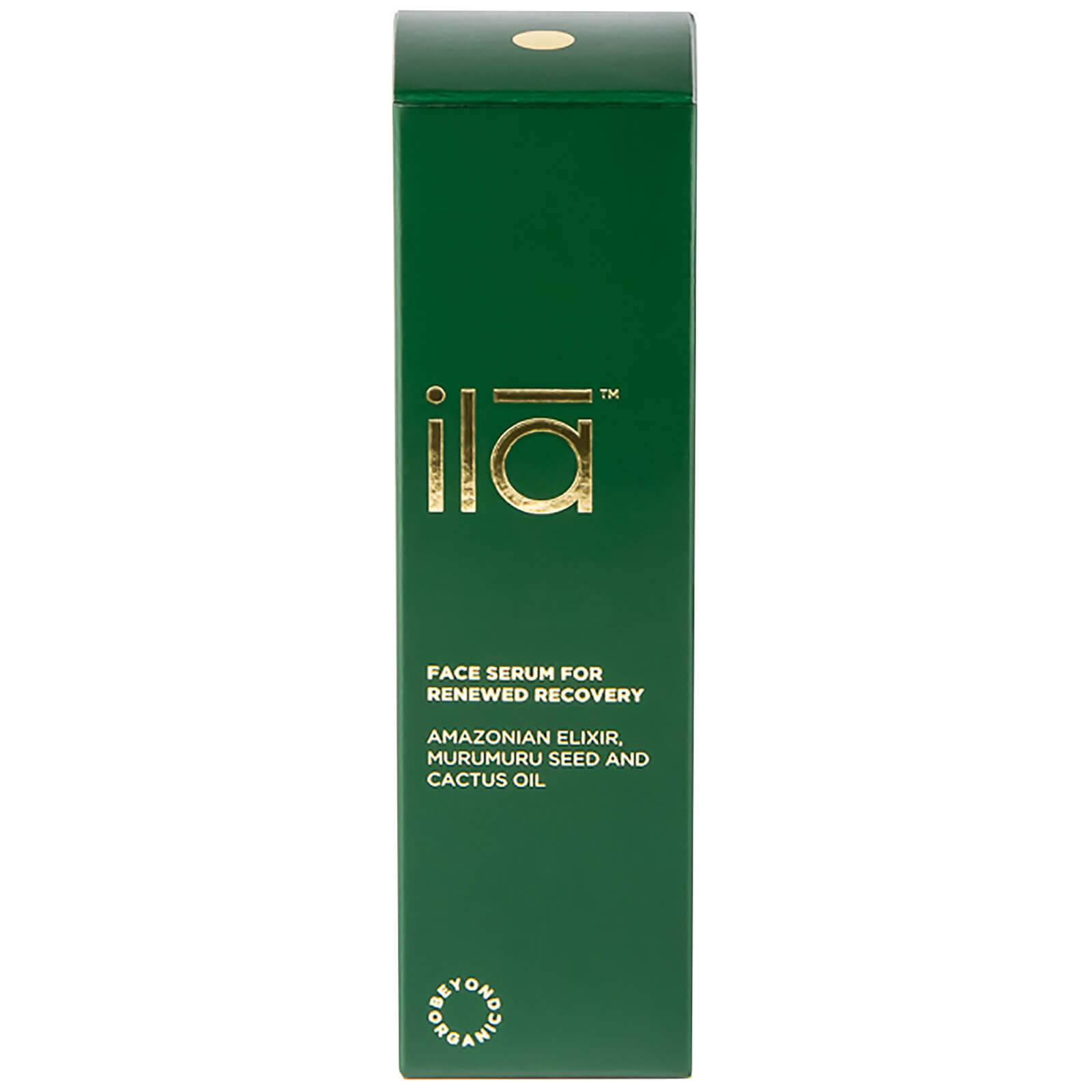Ila-Spa Face Serum for Renewed Recovery 30ml