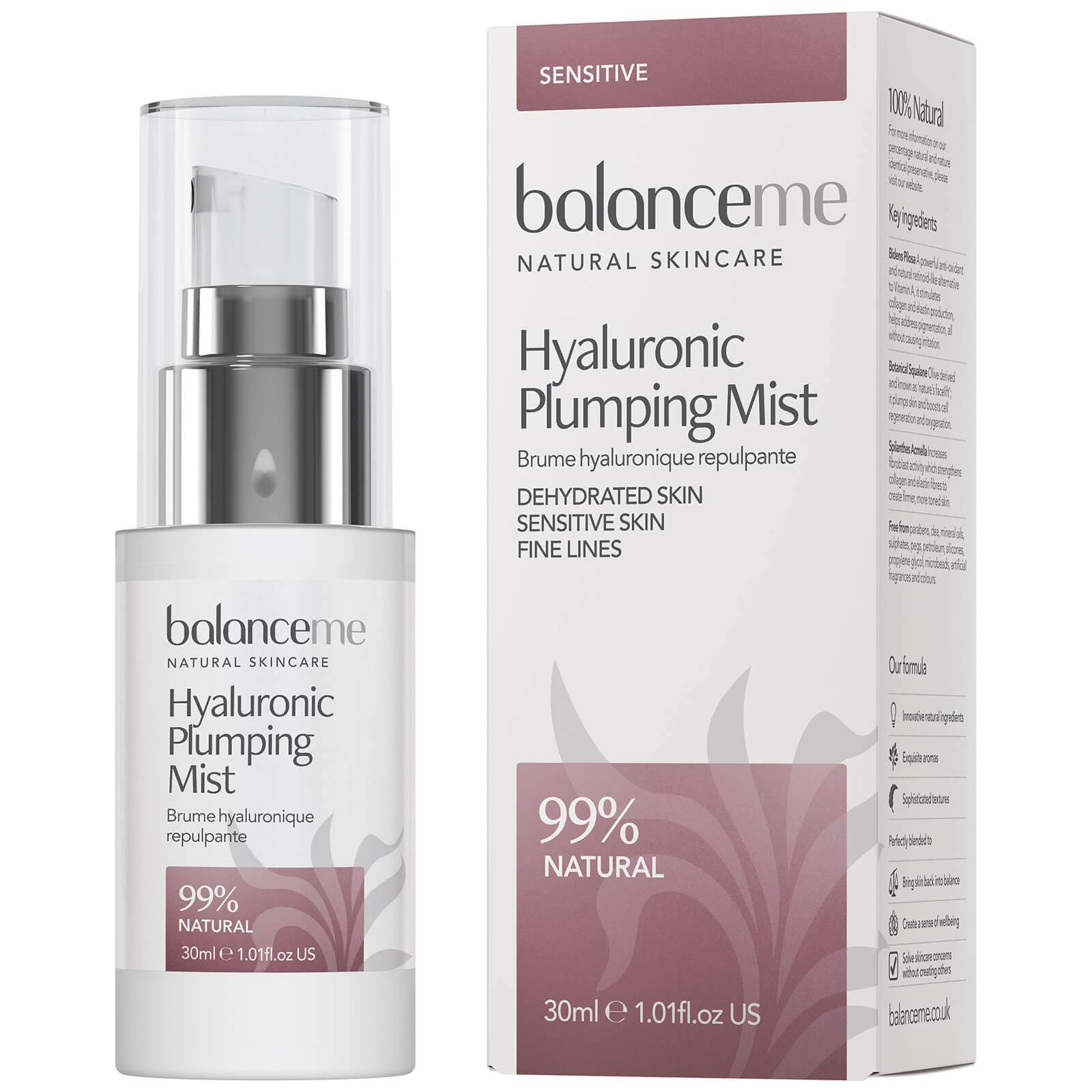 Balance Me Hyaluronic Plumping Mist 30ml