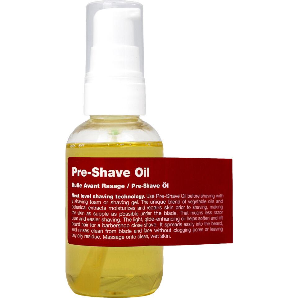 Recipe for Men Pre-Shave Oil (50ml)