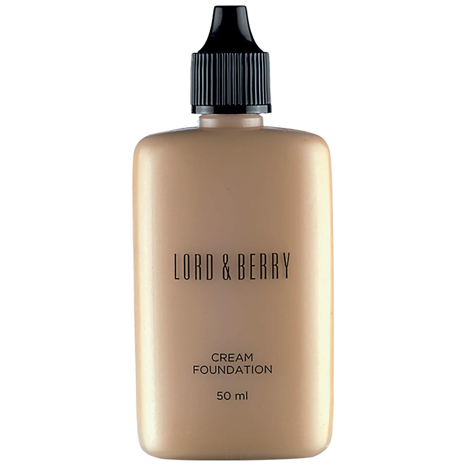 Lord & Berry Cream Foundation - Honey