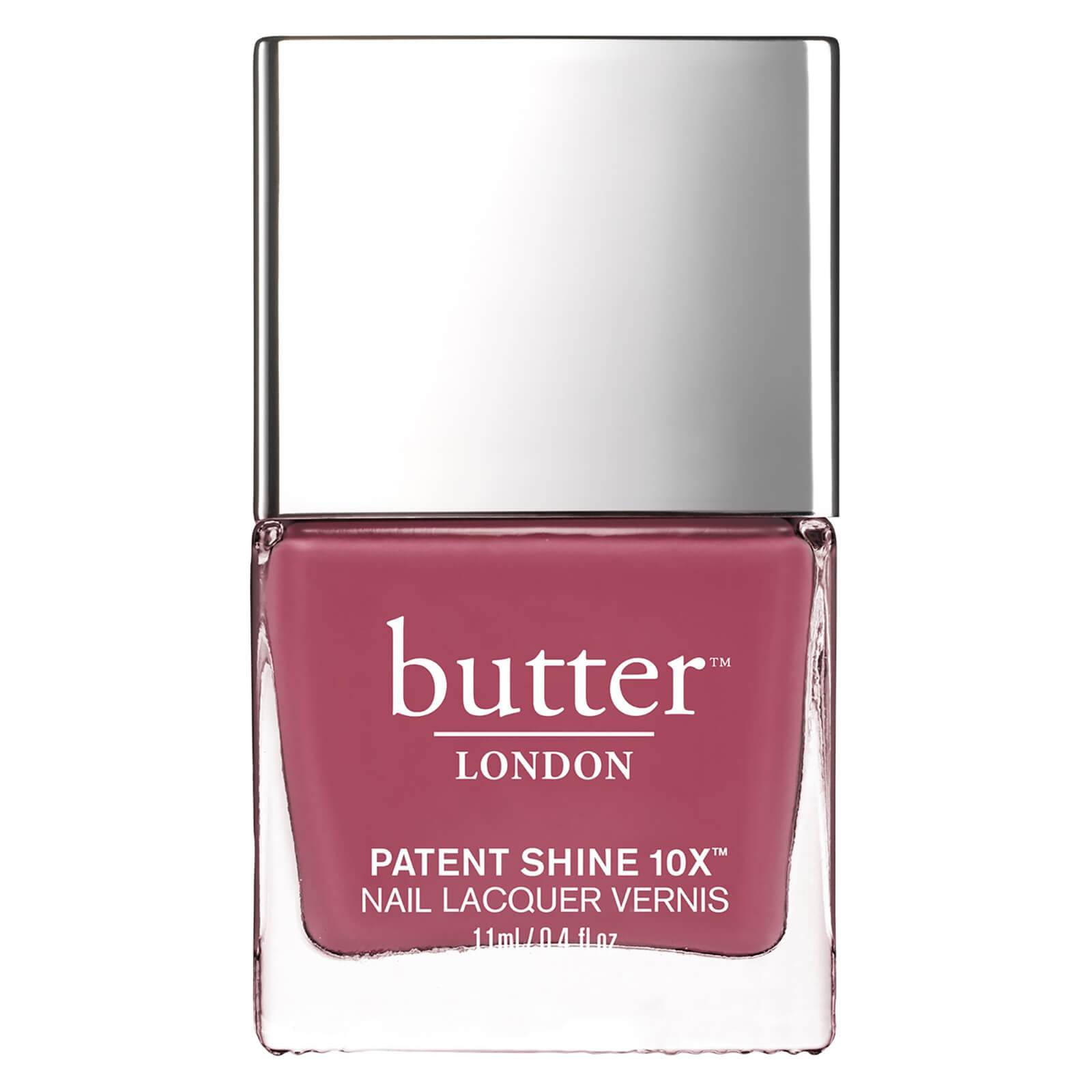 butter LONDON Patent Shine 10X Nail Lacquer 11ml - Dearie Me!