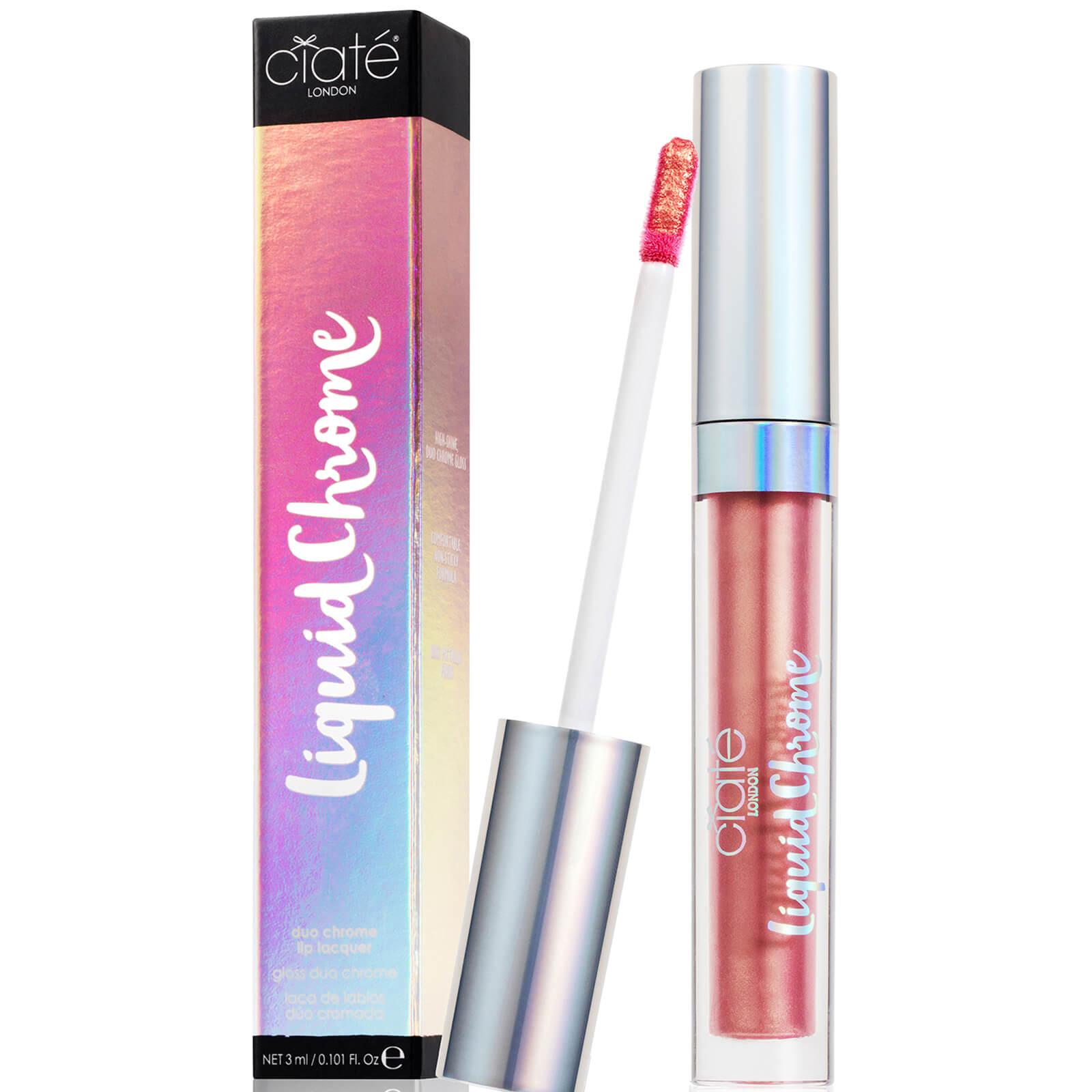Ciaté London Liquid Chrome Lipstick - Luna