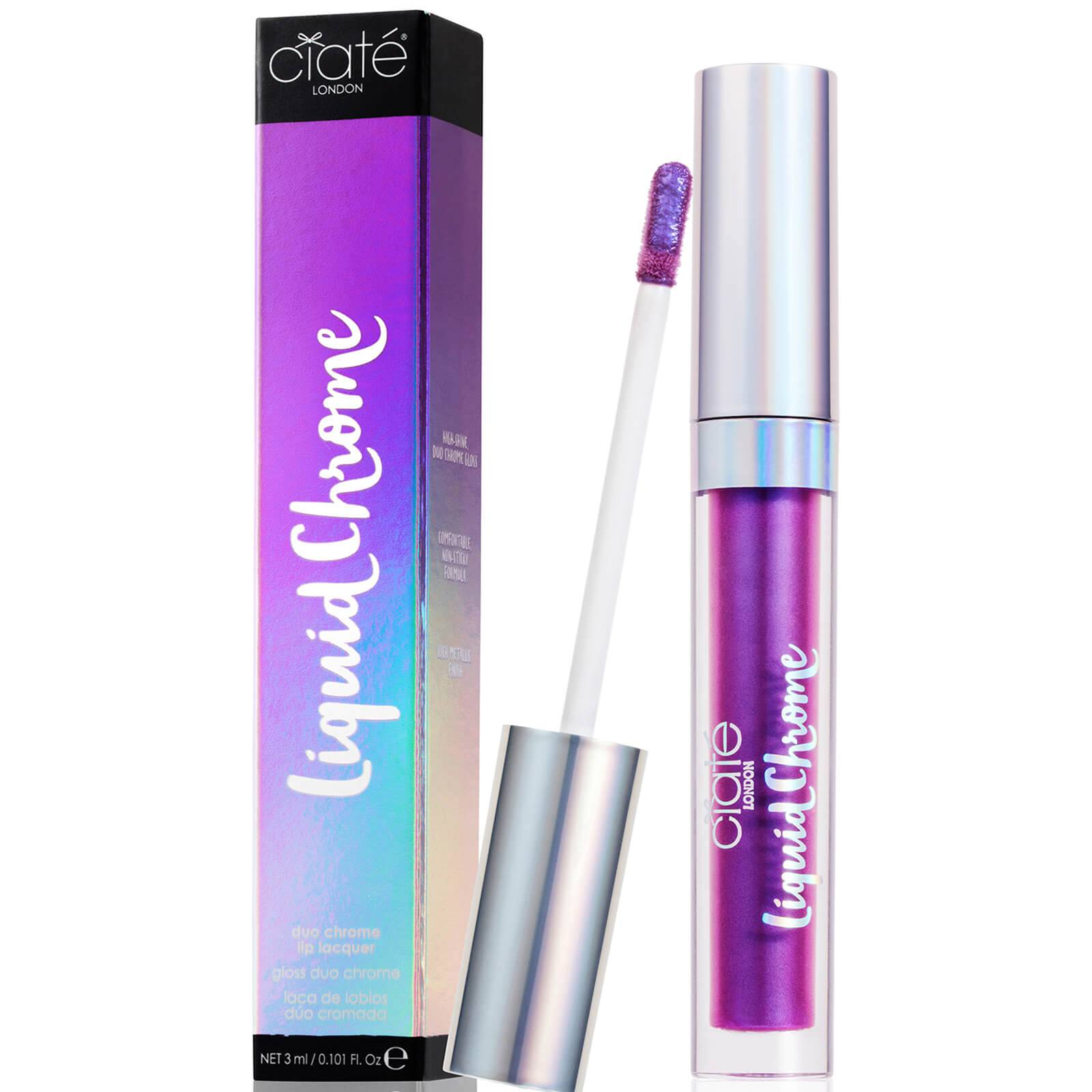 Ciaté London Liquid Chrome Lipstick - Zodiac