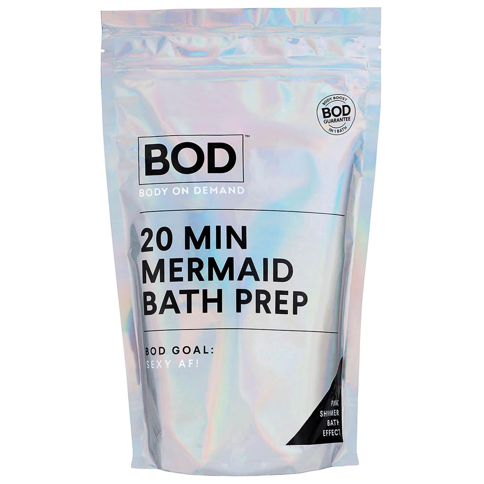 BOD 20min Mermaid Bath Prep 1kg