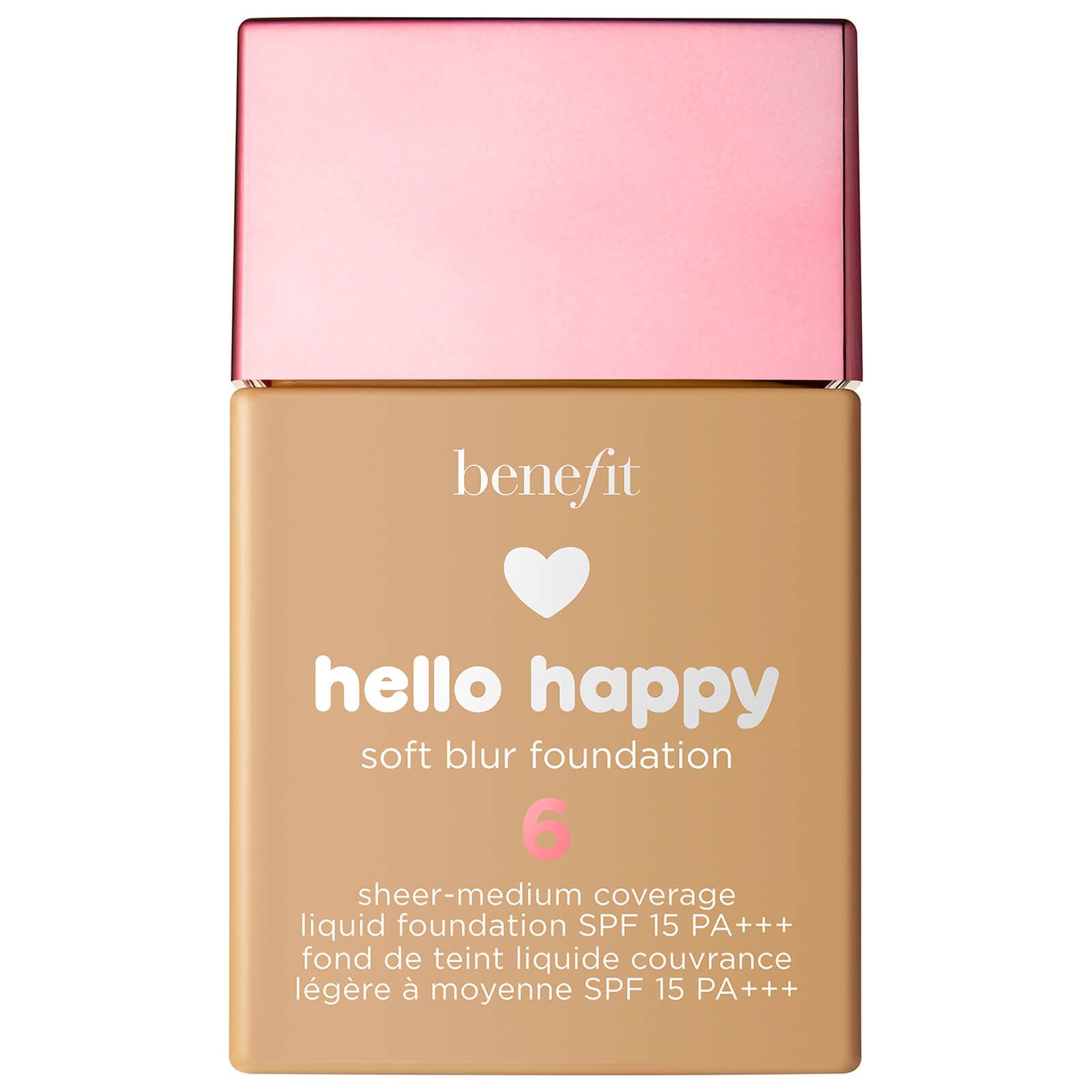 Benefit Hello Happy Soft Blur Foundation (Various Shades) - 6