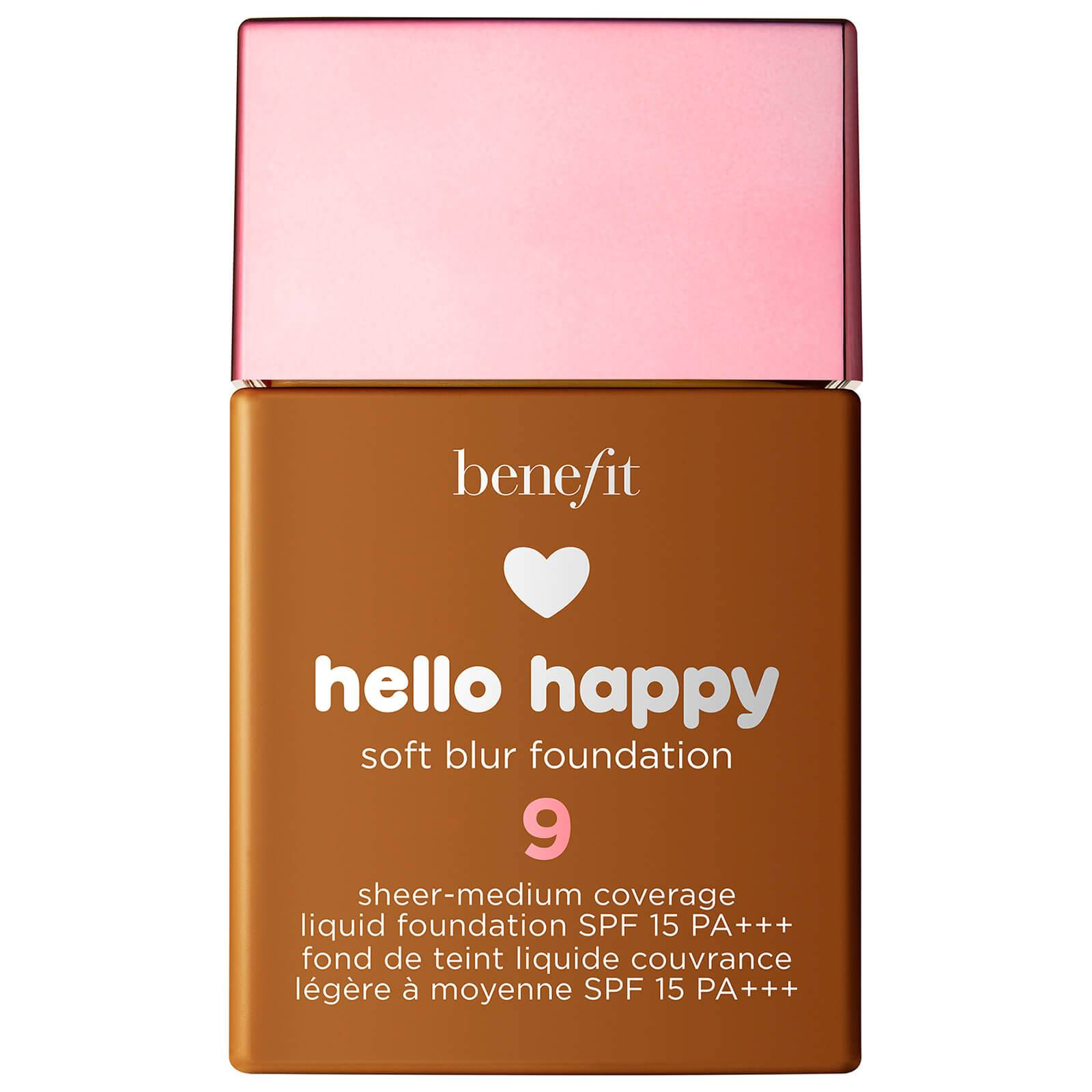 Benefit Hello Happy Soft Blur Foundation (Various Shades) - 9