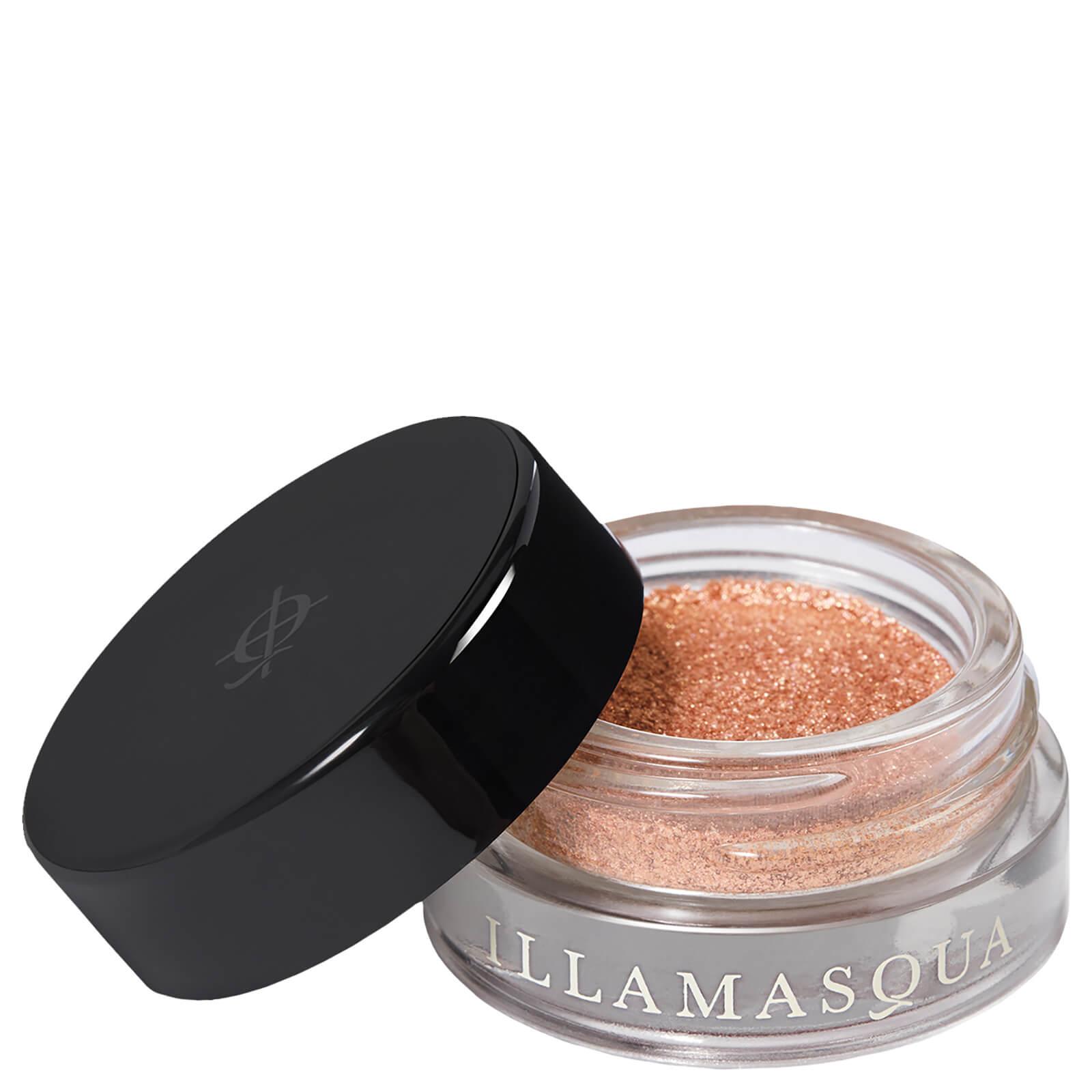 Illamasqua Nude Collection Iconic Chrome Eye Shadow - Mesmerising
