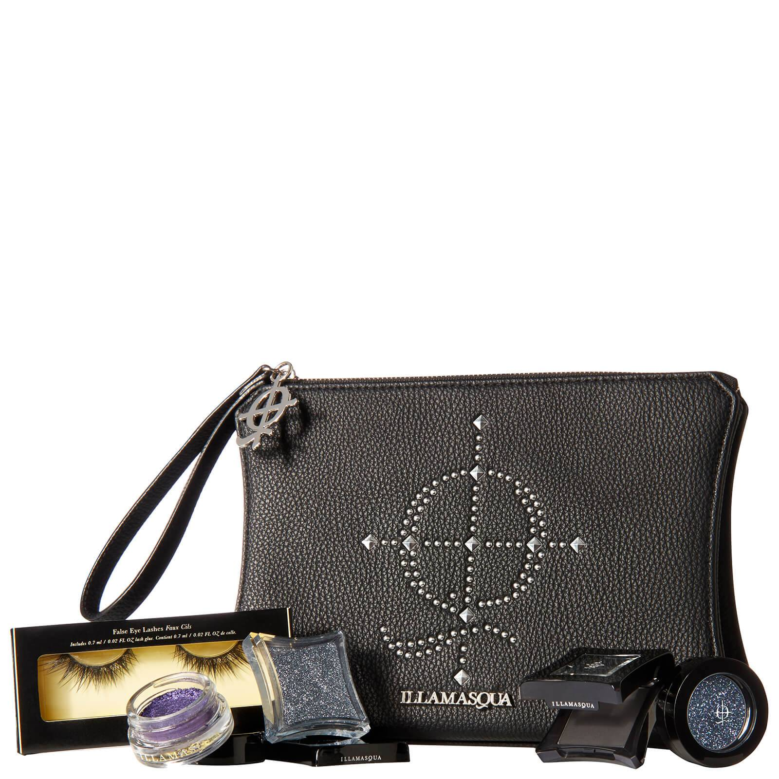 Illamasqua Limited Edition Purple Reign Kit (Worth £111)