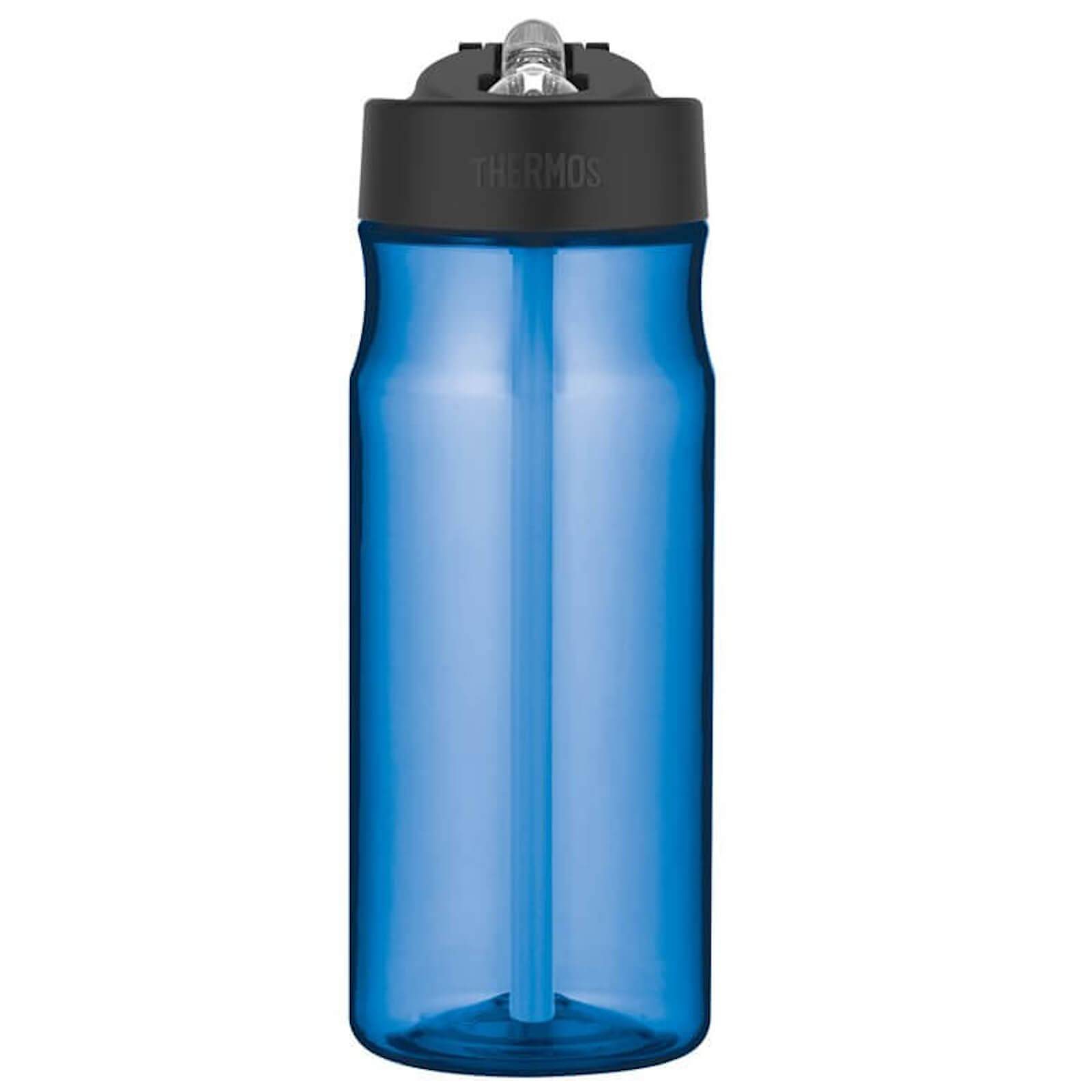 Thermos Intak Hydration Straw Bottle - Blue (530ml)