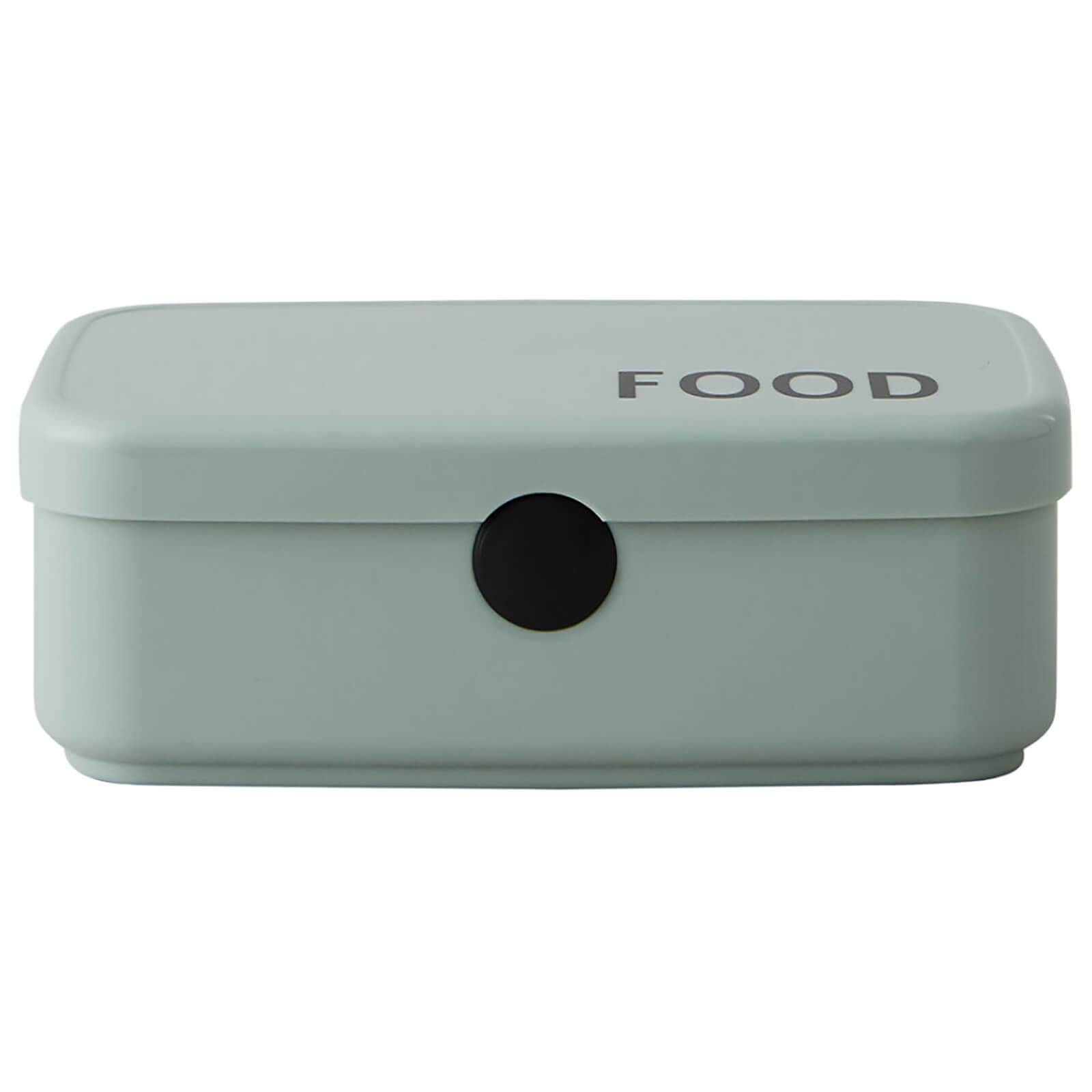 Design Letters Food & Lunch Box - Green