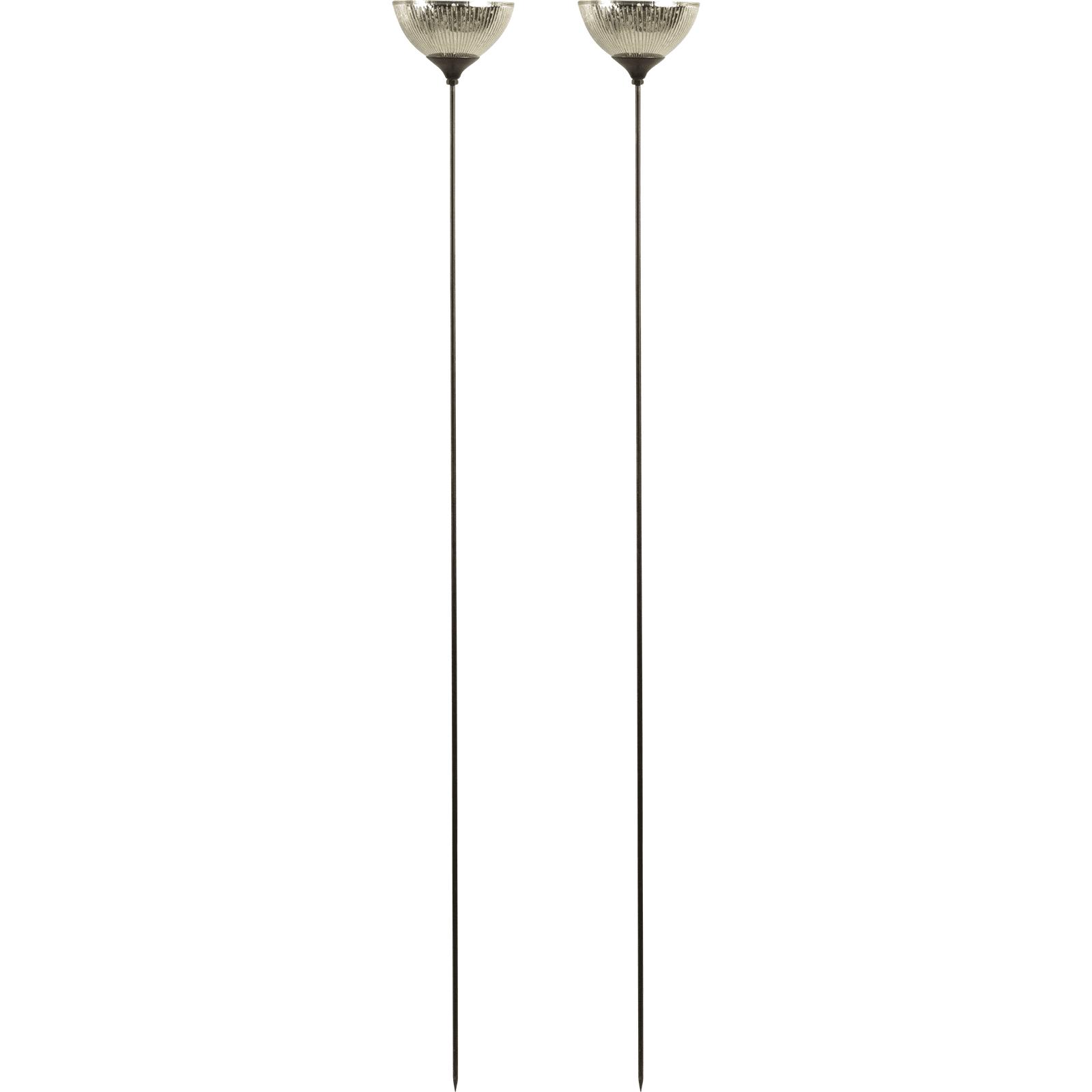 Nkuku Jasmine Garden Lanterns Set of 2