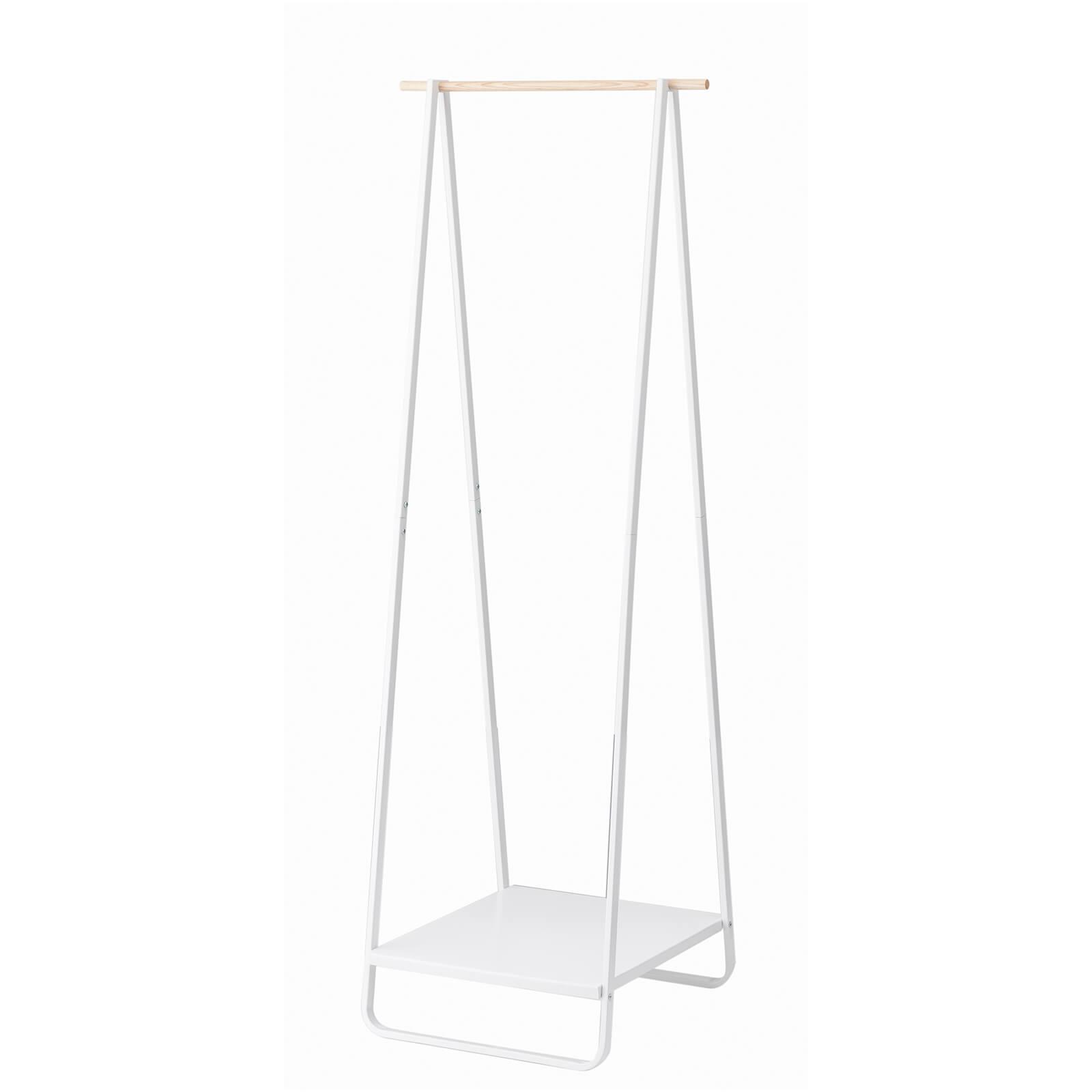Yamazaki Tower Hanger Rack - White