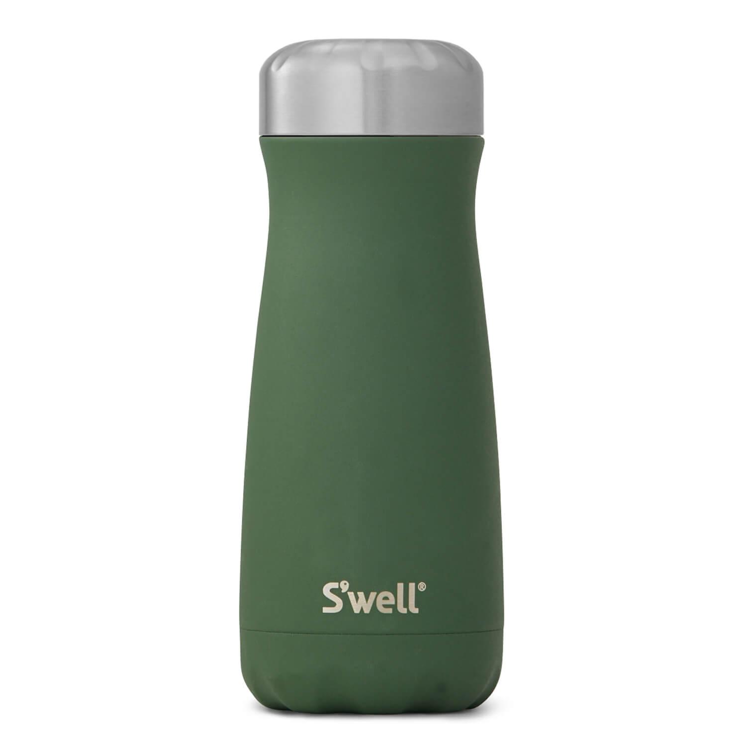 S'well The Green Jasper Traveller Bottle 470ml