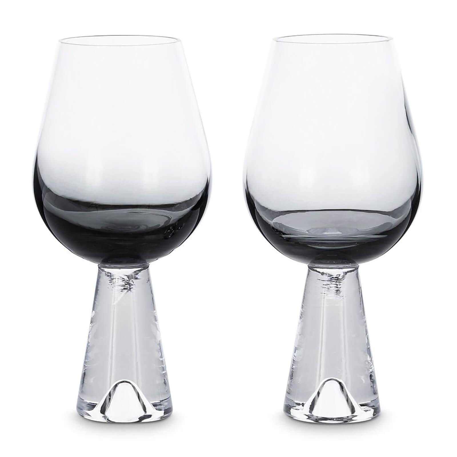 Tom Dixon Tank Wine Glasses - Black