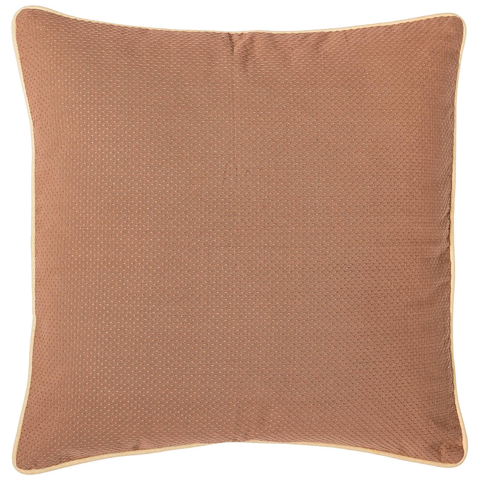 Bloomingville Cotton Cushion - Brown