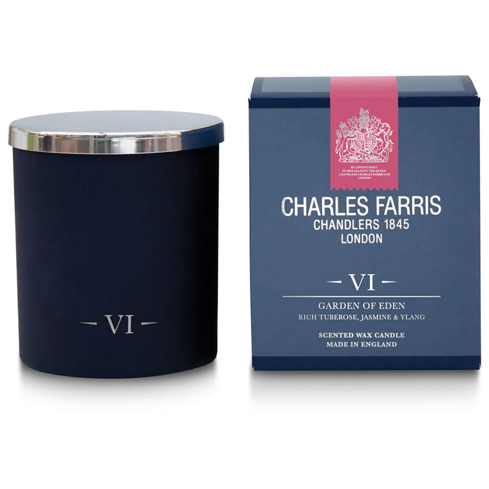 Charles Farris Signature Garden of Eden Candle 600g