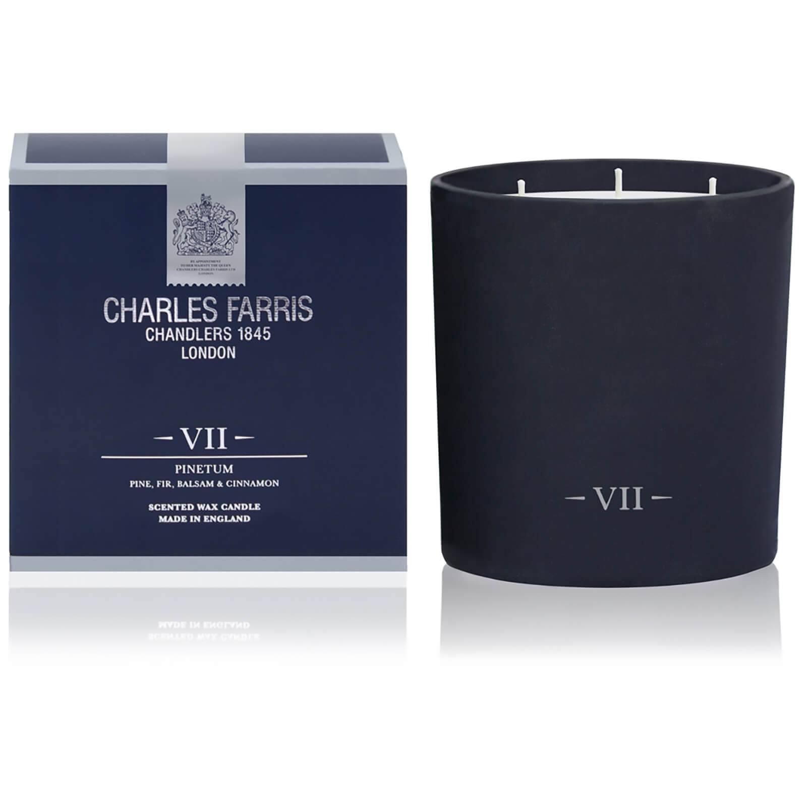 Charles Farris Signature Pinetum 3 Wick Candle 1475g