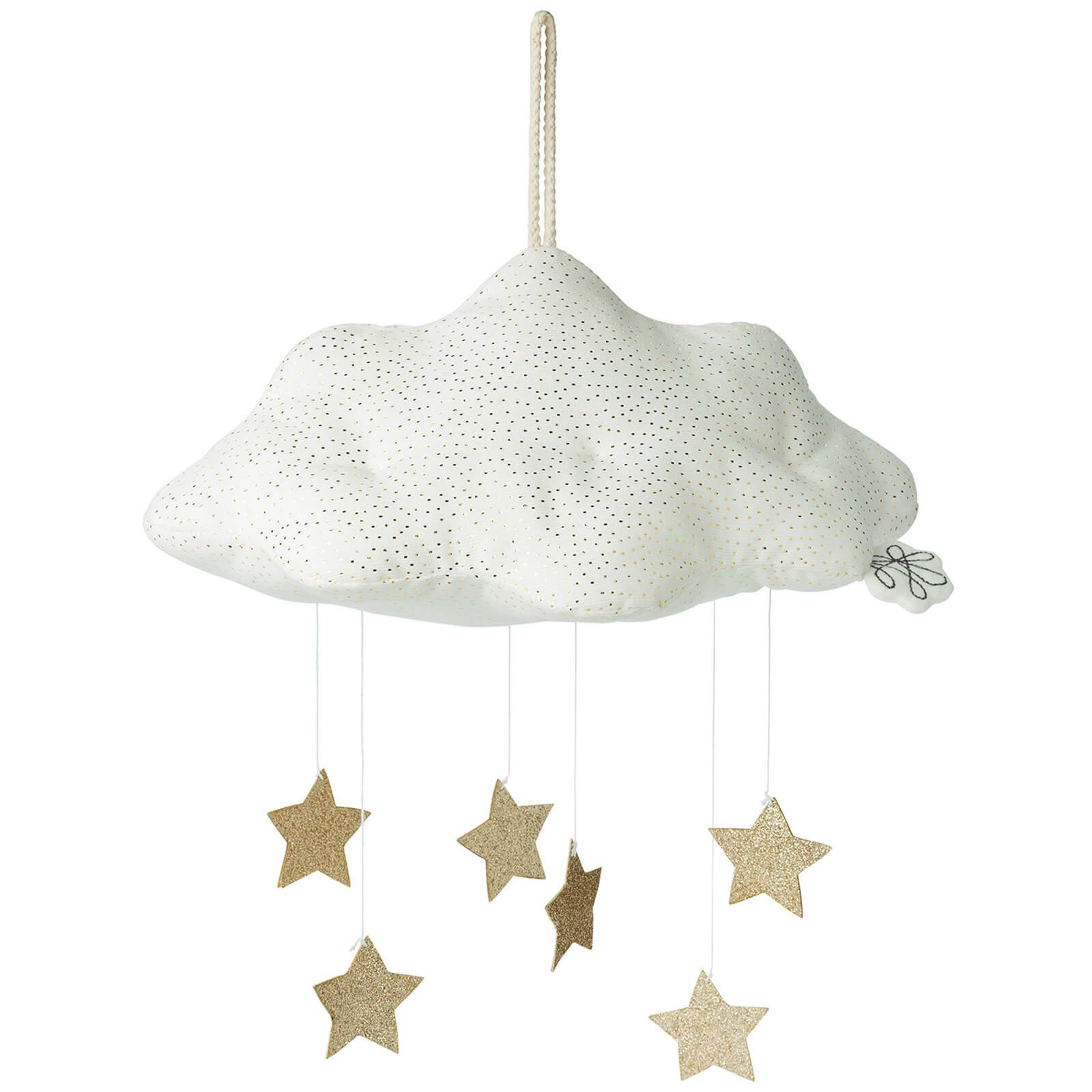 Picca Loulou Hanging Cloud - White