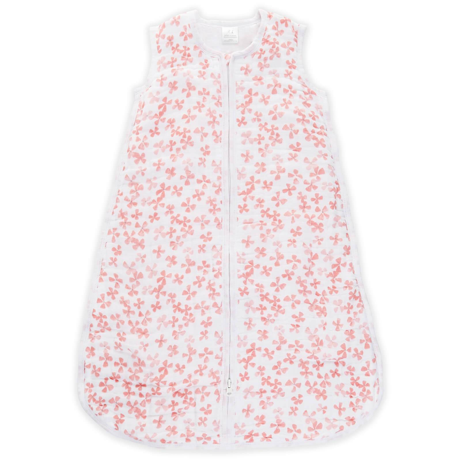 aden + anais Multi-Layer Sleeping Bag - Birdsong - Blossom - 12-18 months