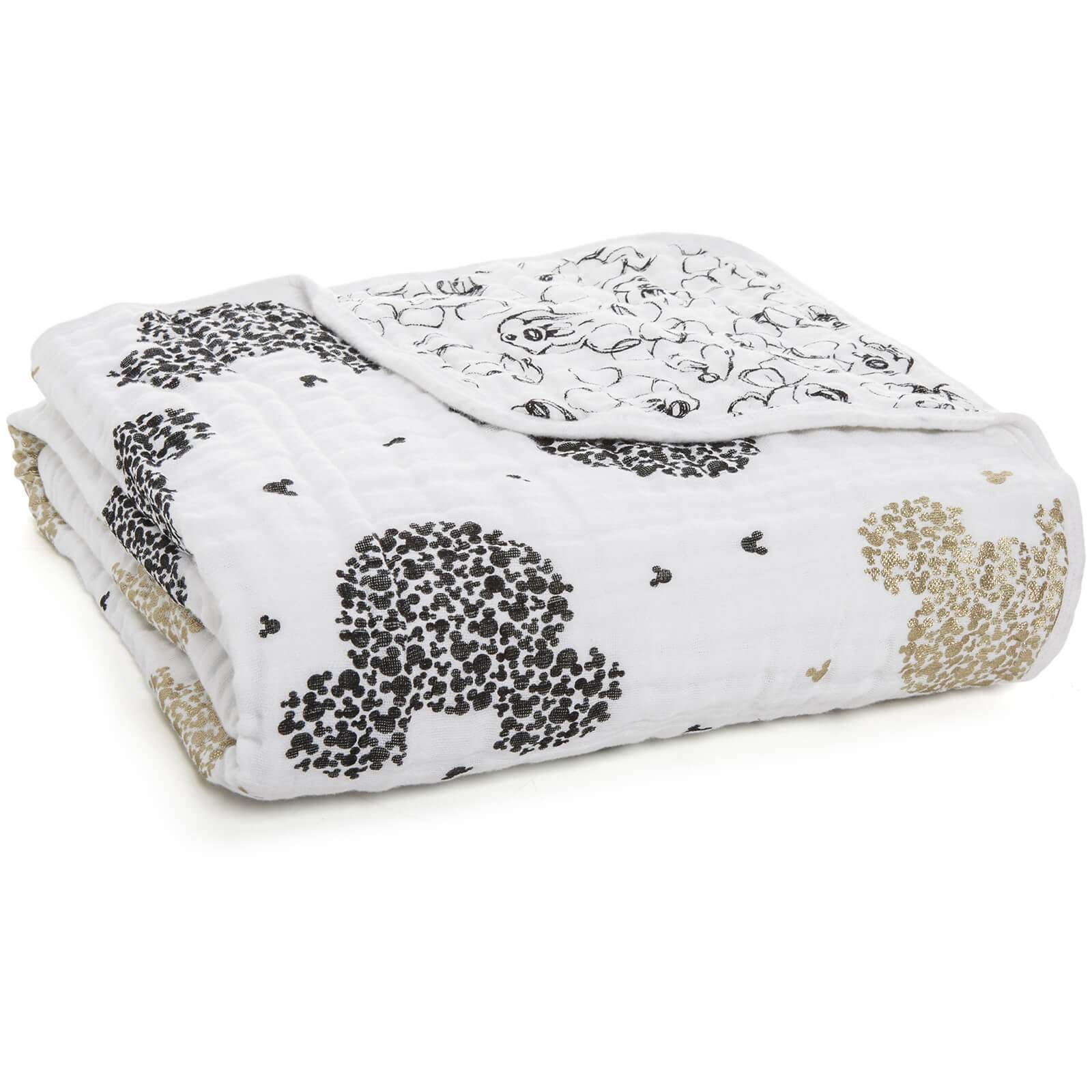 aden + anais Classic Dream Blanket Mickey's 90th - Scatter